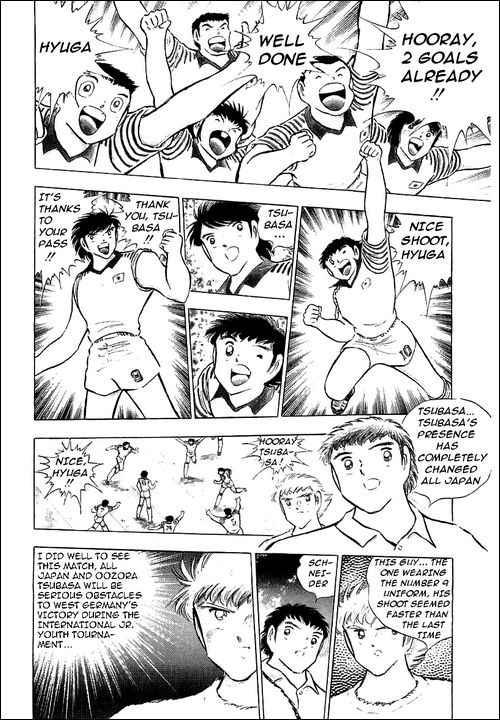Captain Tsubasa, Chapter 89 image 060