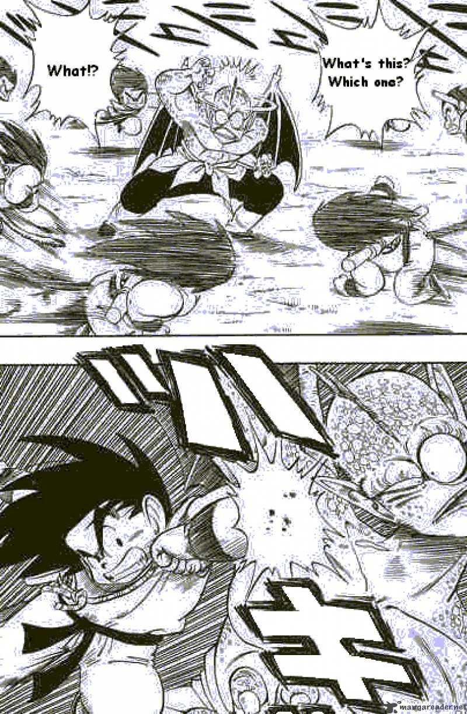 Dragon Ball, Chapter 141 image 004