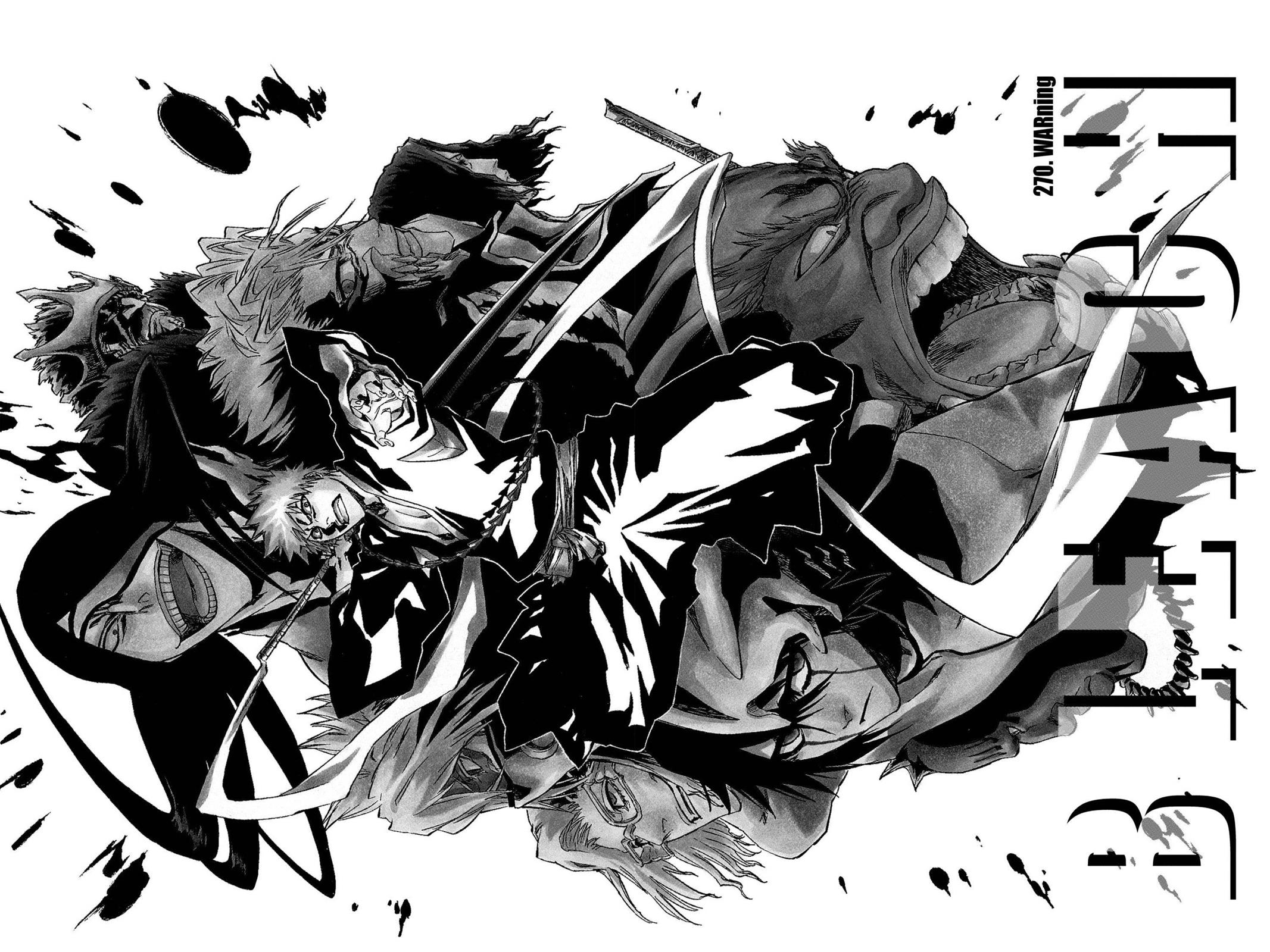 Bleach, Chapter 270 image 008