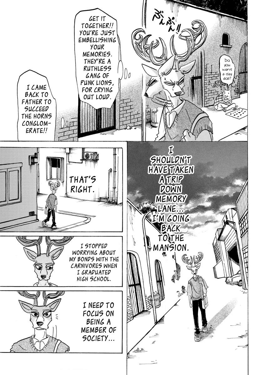 Beastars Manga, Chapter 130 image 015
