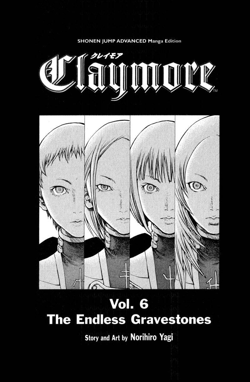 Claymore, Chapter 28 image 004