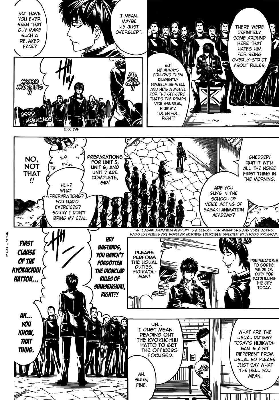 Gintama Chapter, 471 image 008