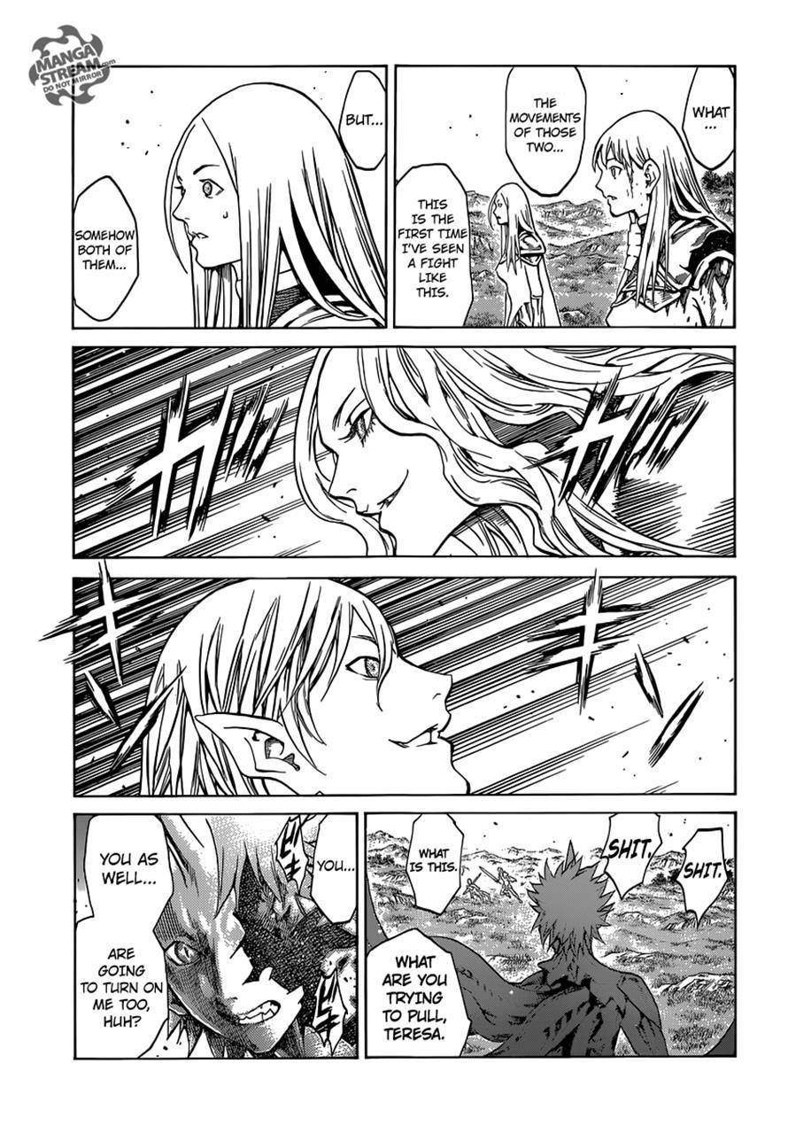 Claymore, Chapter 151 image 020