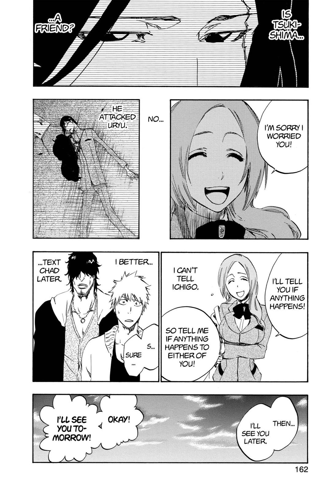 Bleach, Chapter 440 image 012