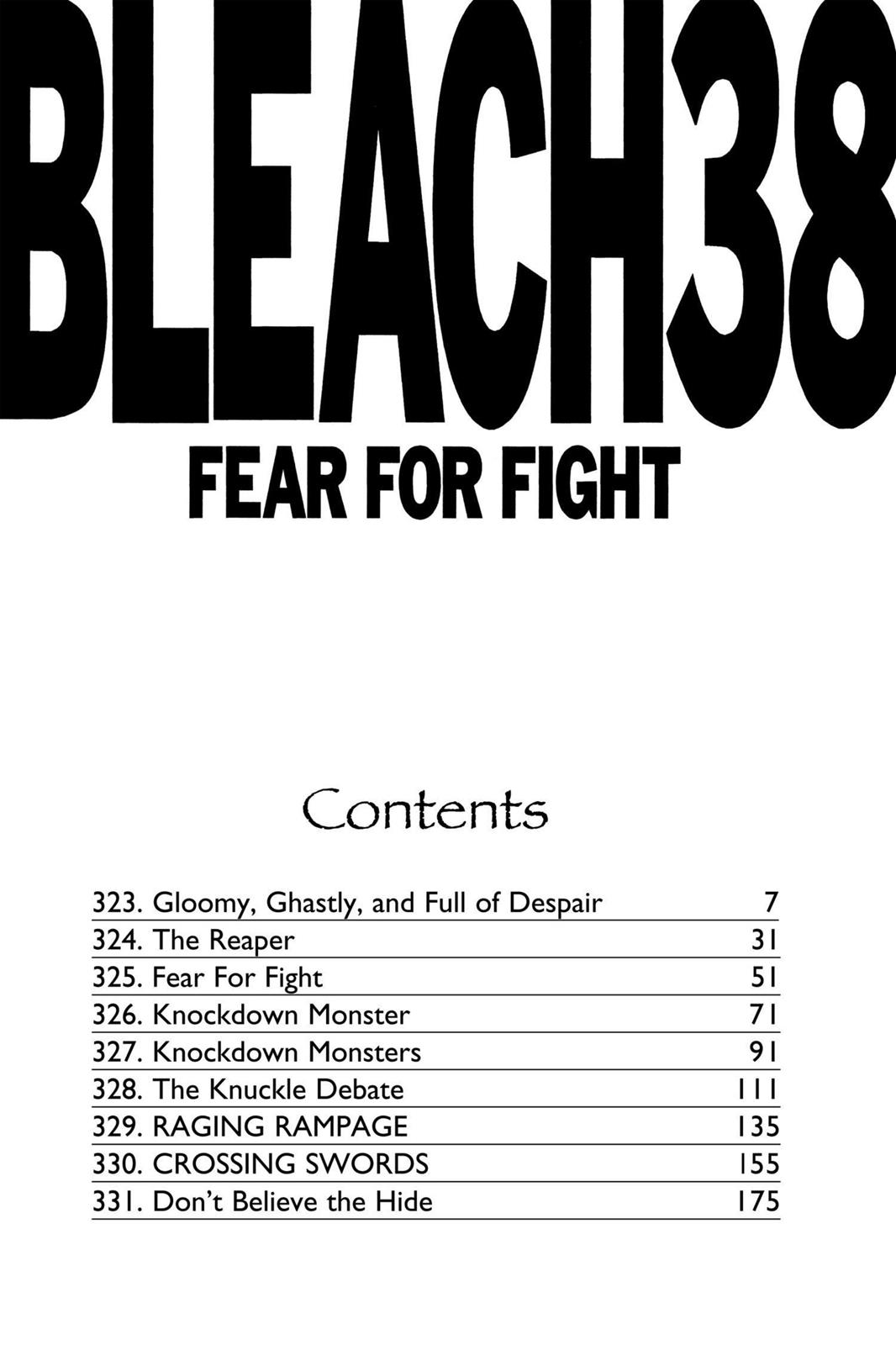 Bleach, Chapter 323 image 006