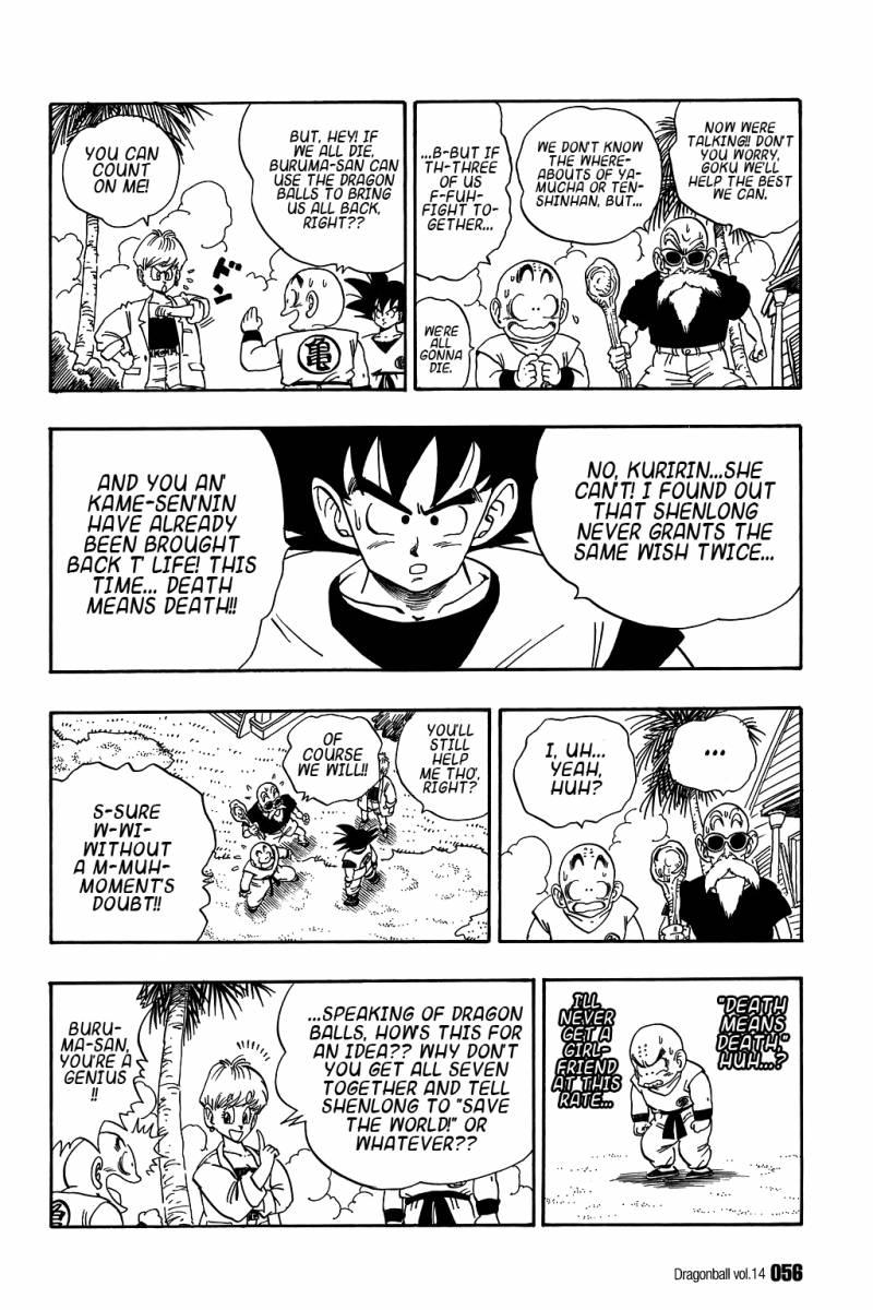 Dragon Ball, Chapter 198 image 007