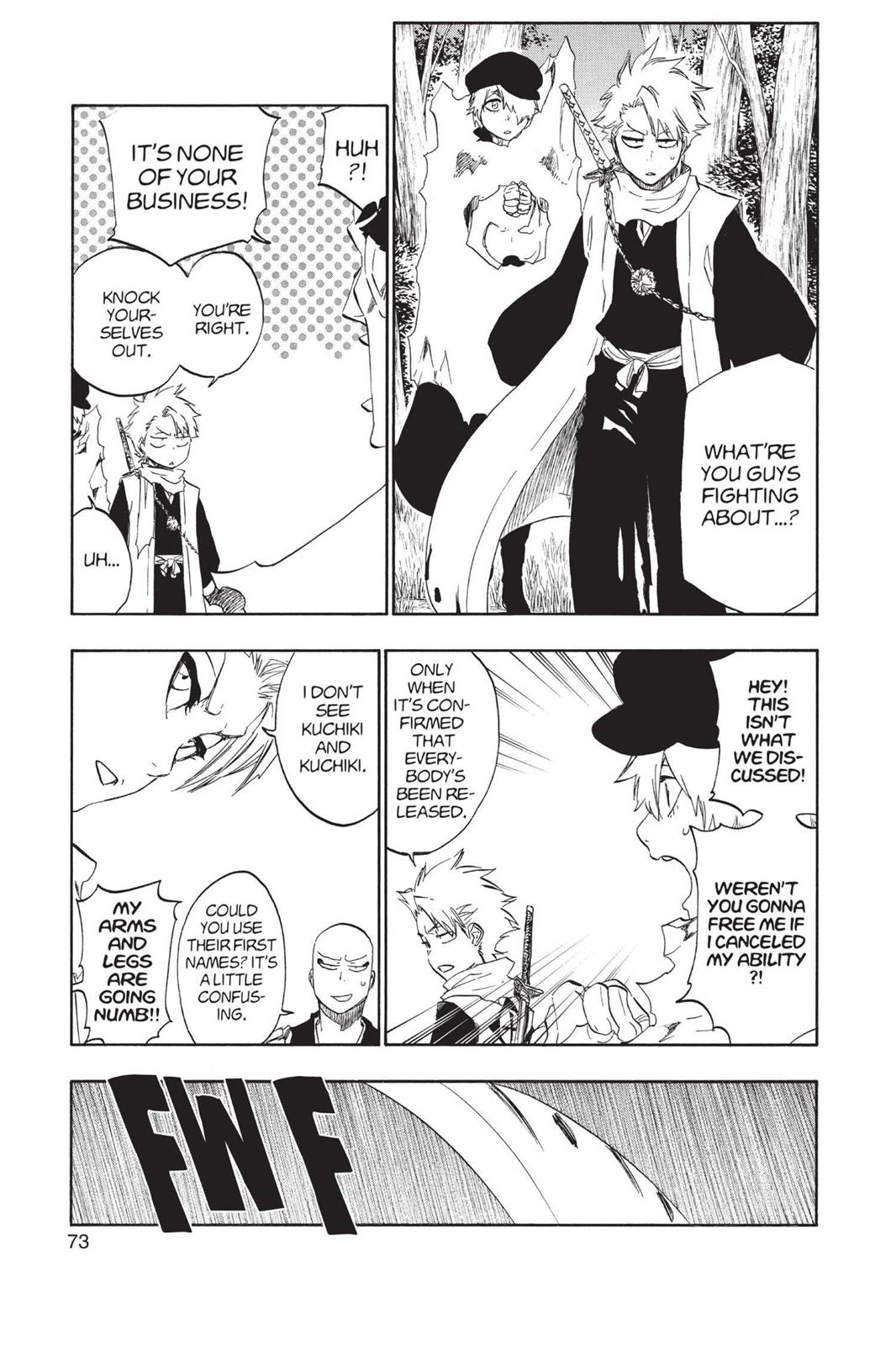 Bleach, Chapter 473 image 007