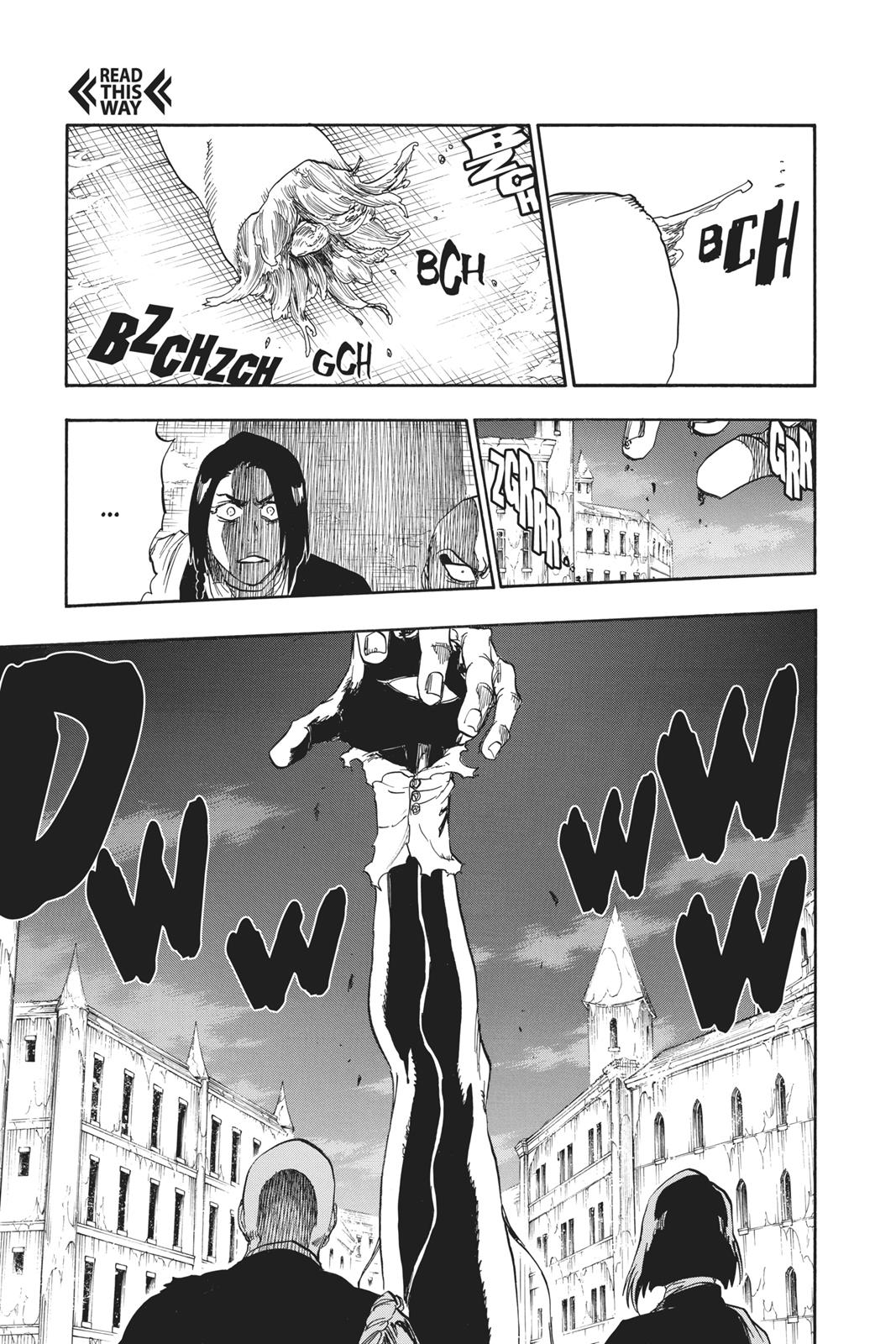 Bleach, Chapter 637 image 011