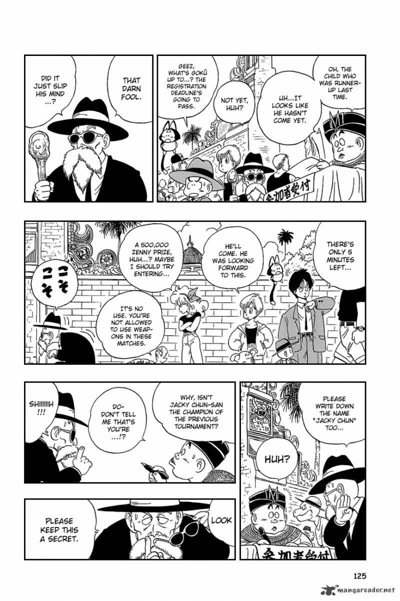Dragon Ball, Chapter 113 image 007