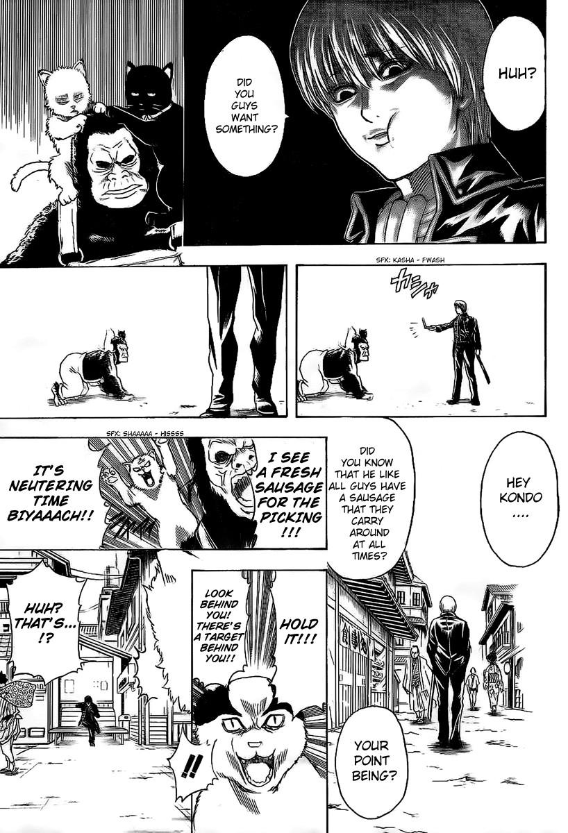 Gintama Chapter, 276 image 013