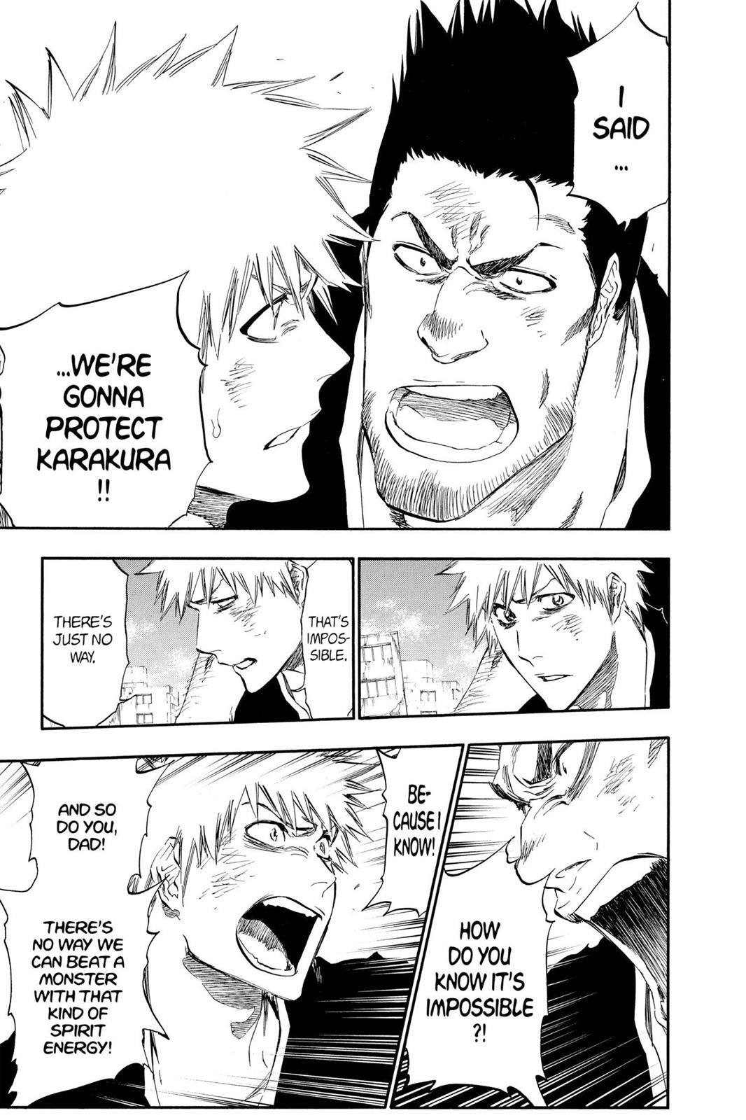 Bleach, Chapter 407 image 007