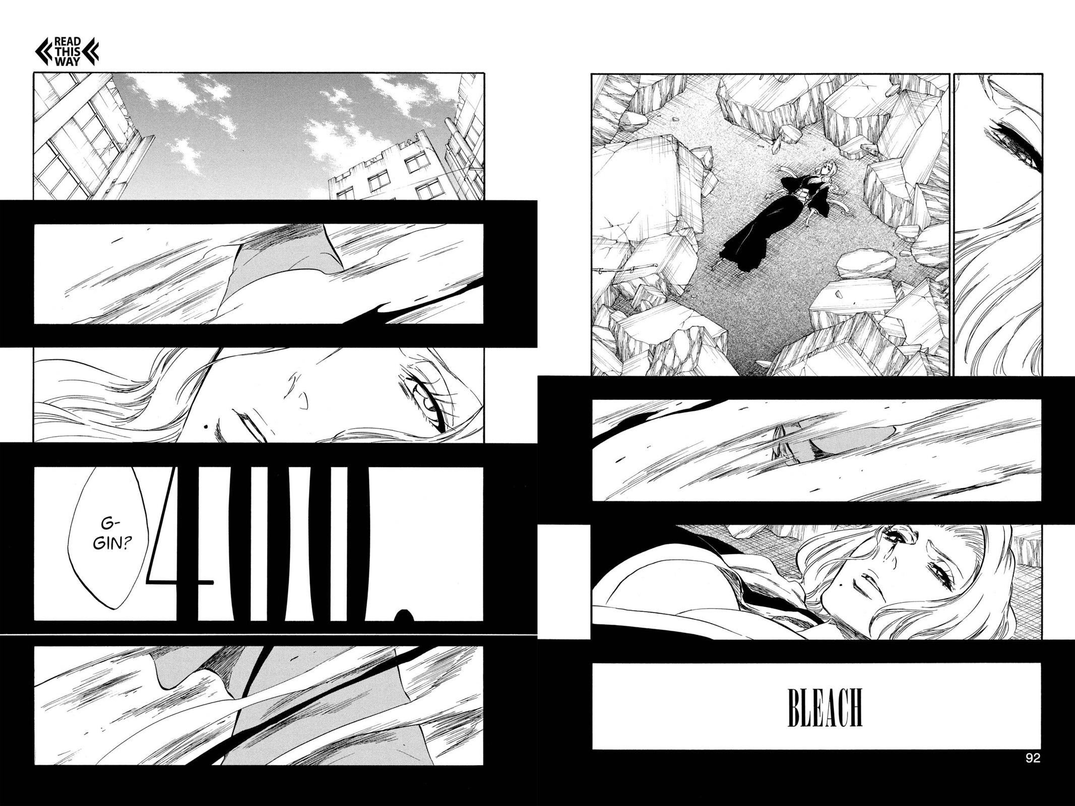 Bleach, Chapter 400 image 002