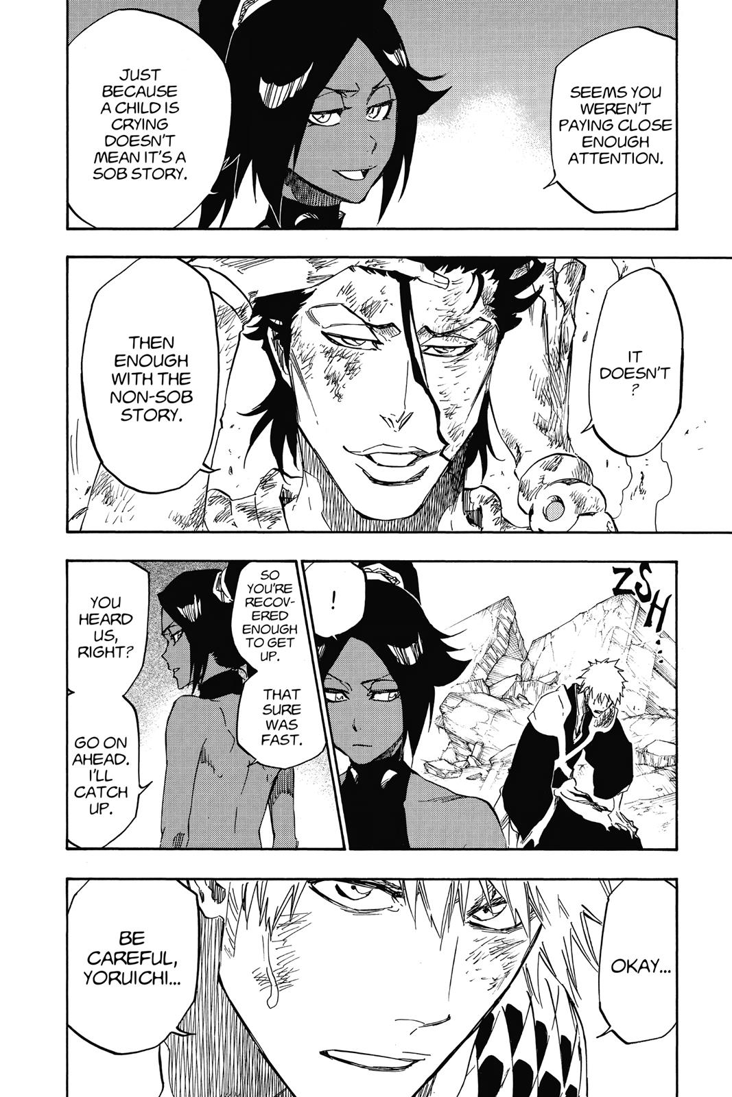 Bleach, Chapter 657 image 010
