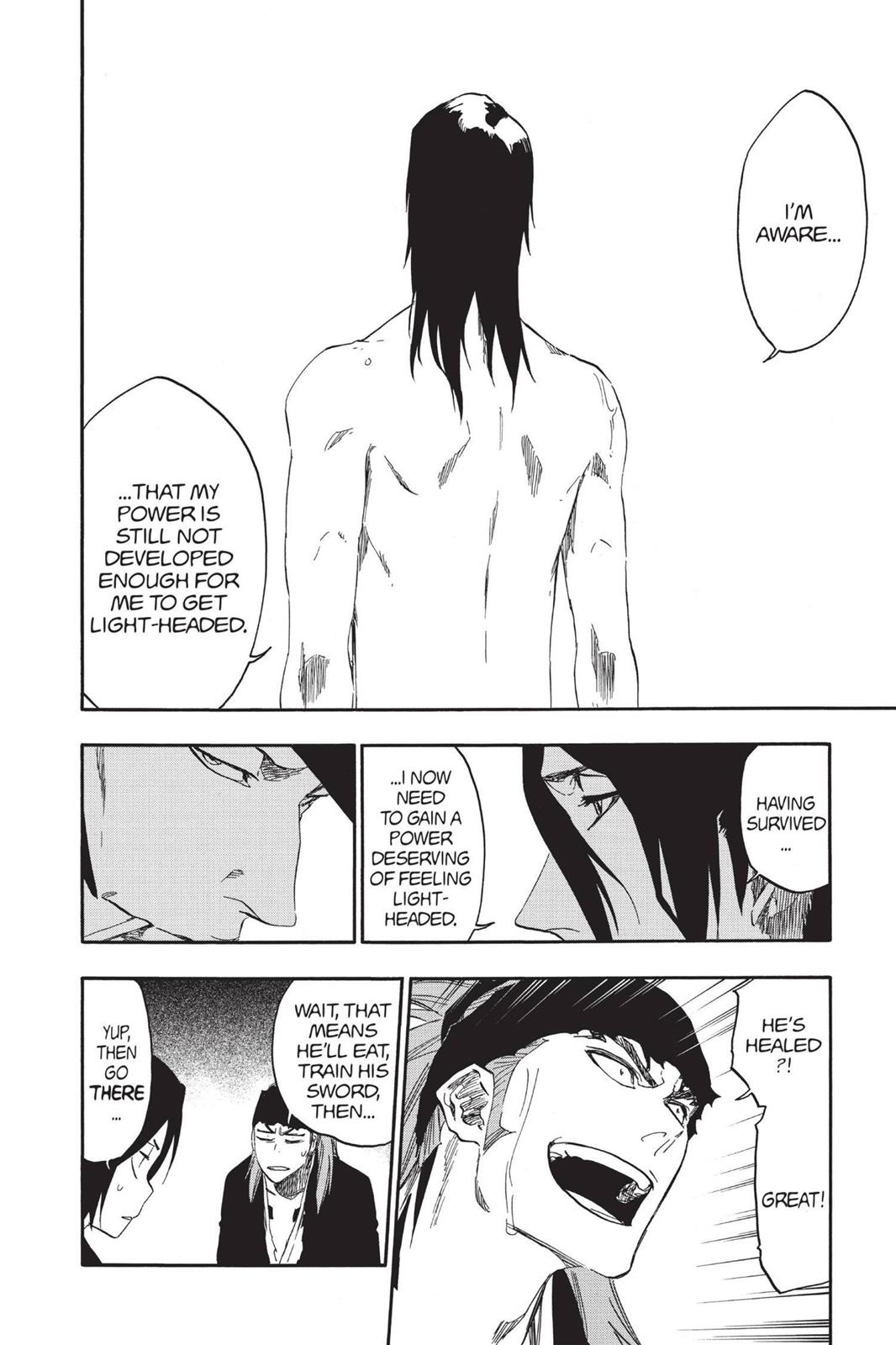 Bleach, Chapter 545 image 008