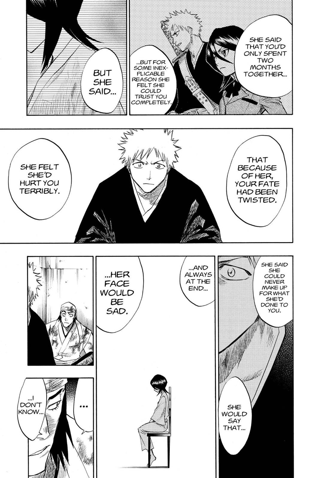 Bleach, Chapter 94 image 007