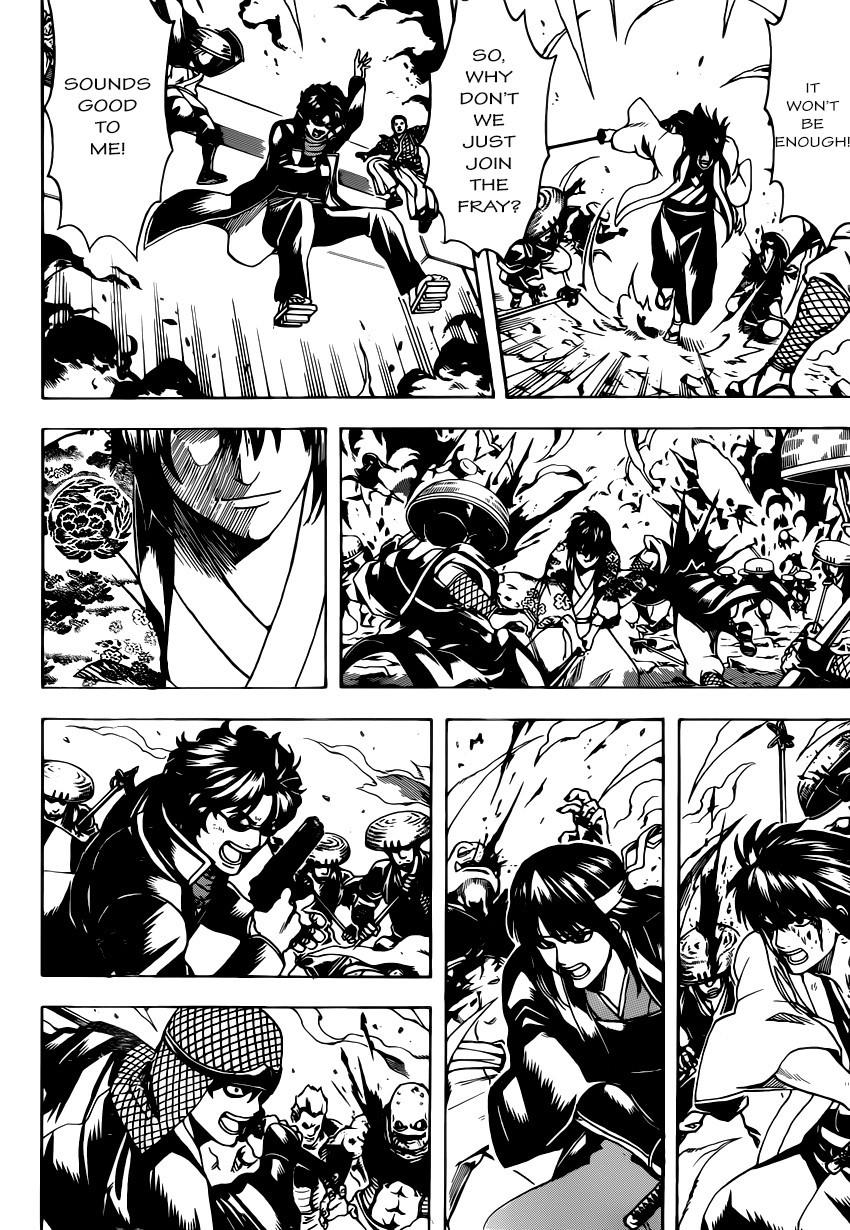 Gintama Chapter, 573 image 015