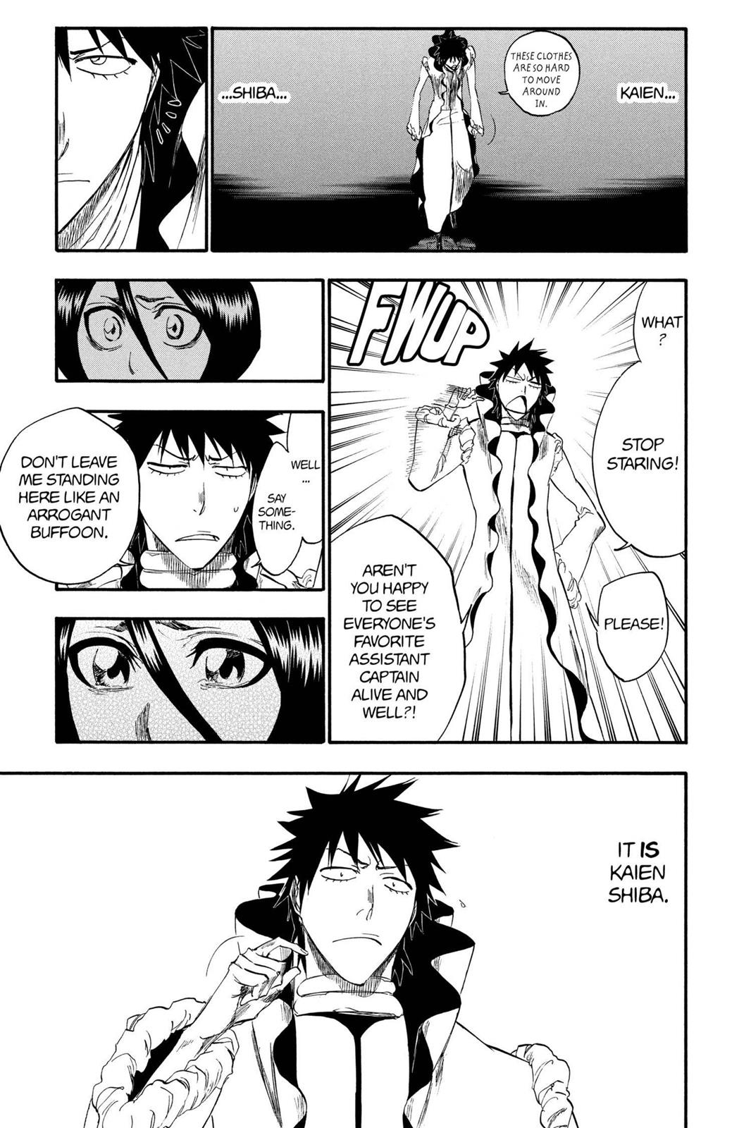 Bleach, Chapter 263 image 013