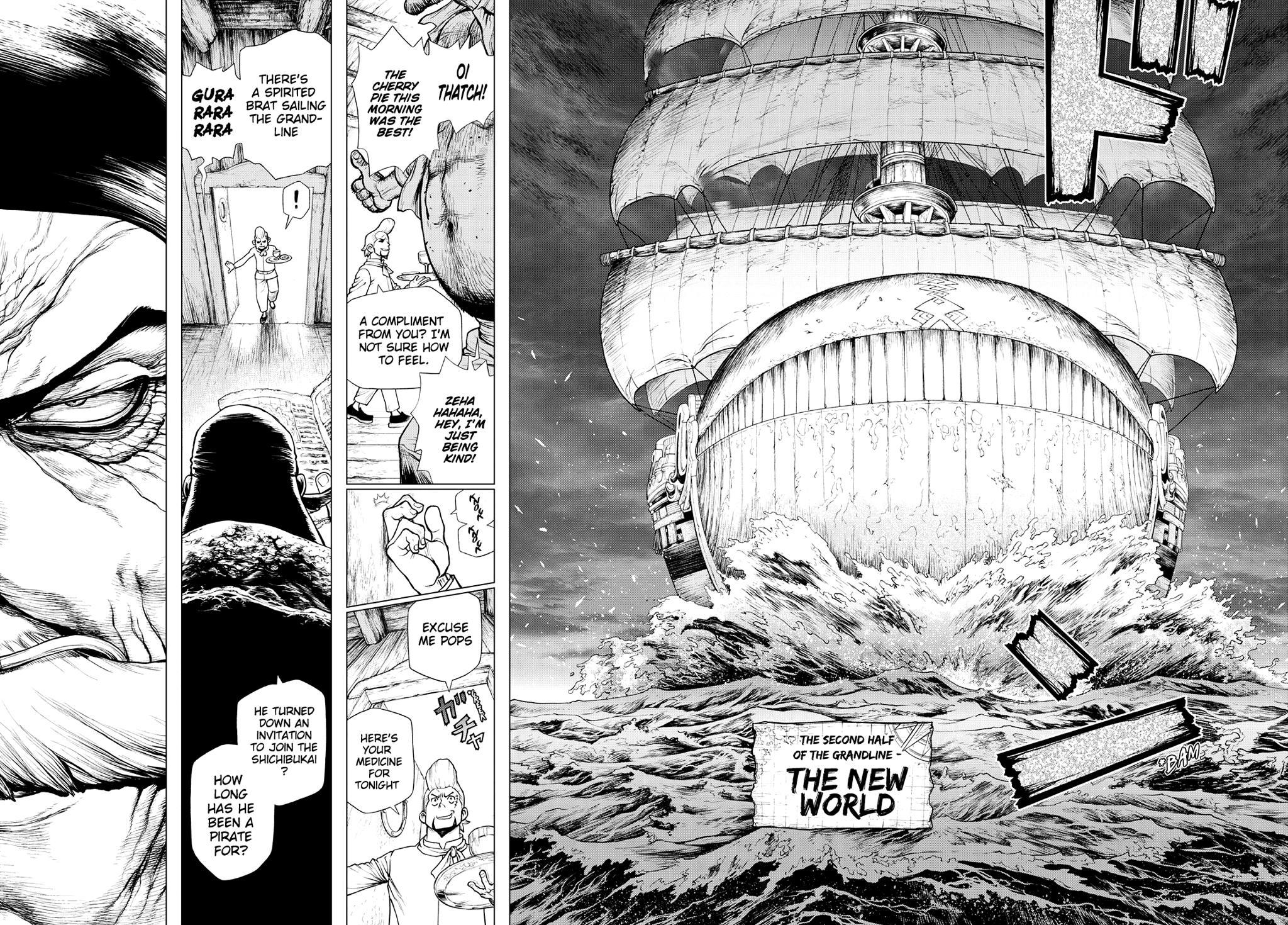 One Piece, Chapter 991.5 image 045