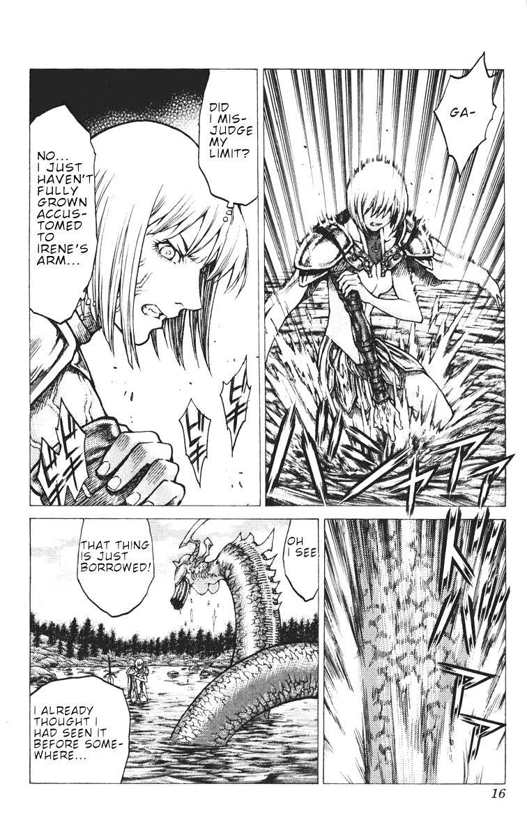 Claymore, Chapter 40 image 016