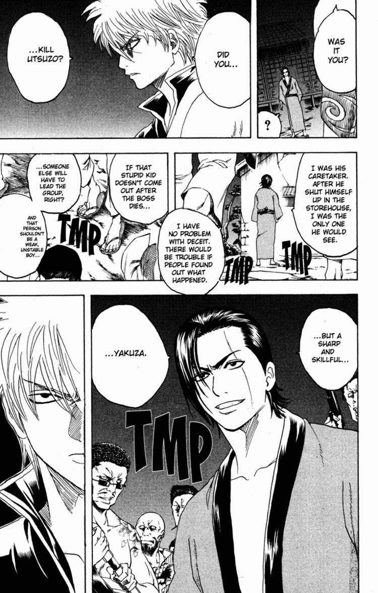 Gintama Chapter, 185 image 013