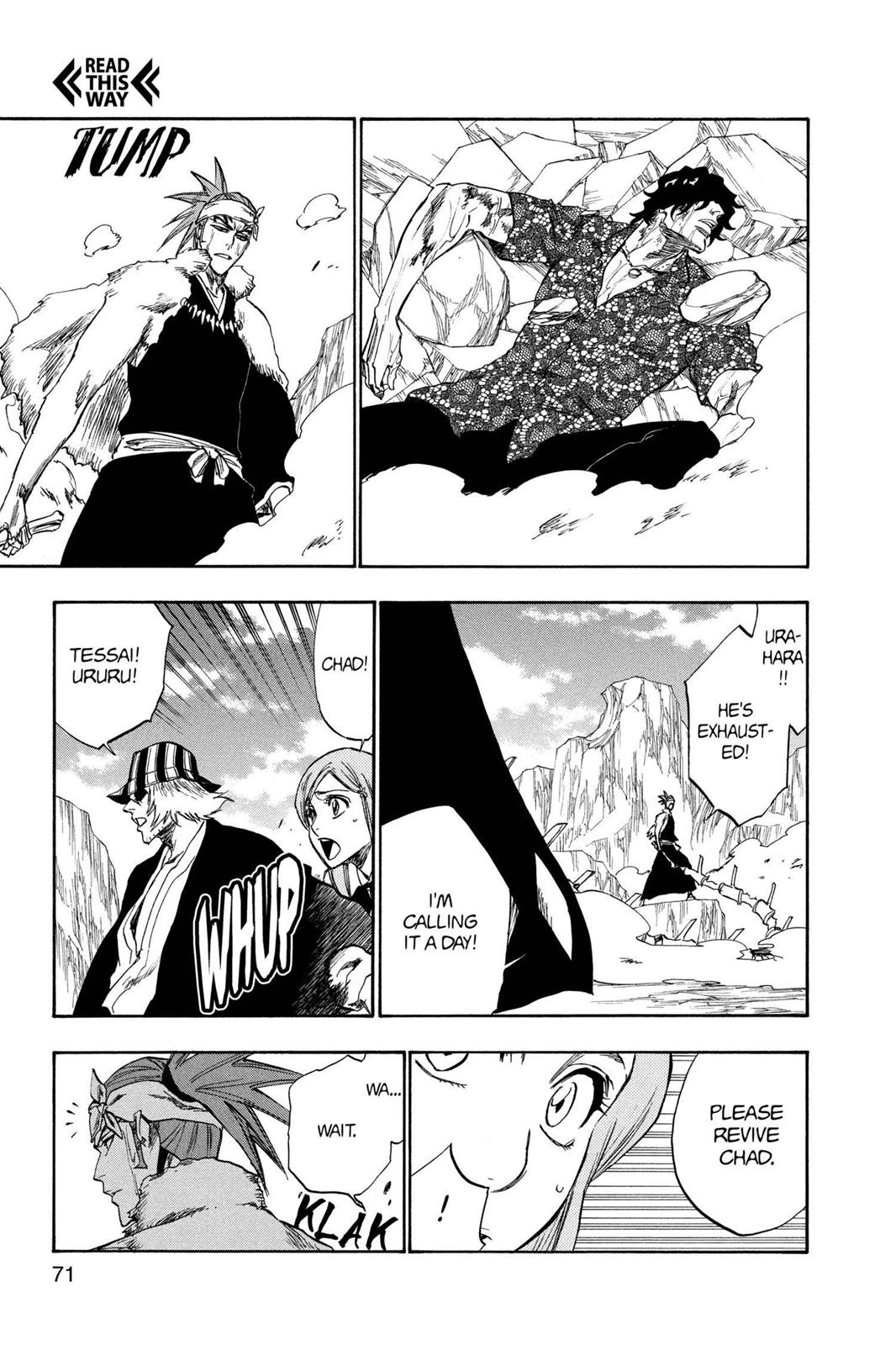 Bleach, Chapter 227 image 009