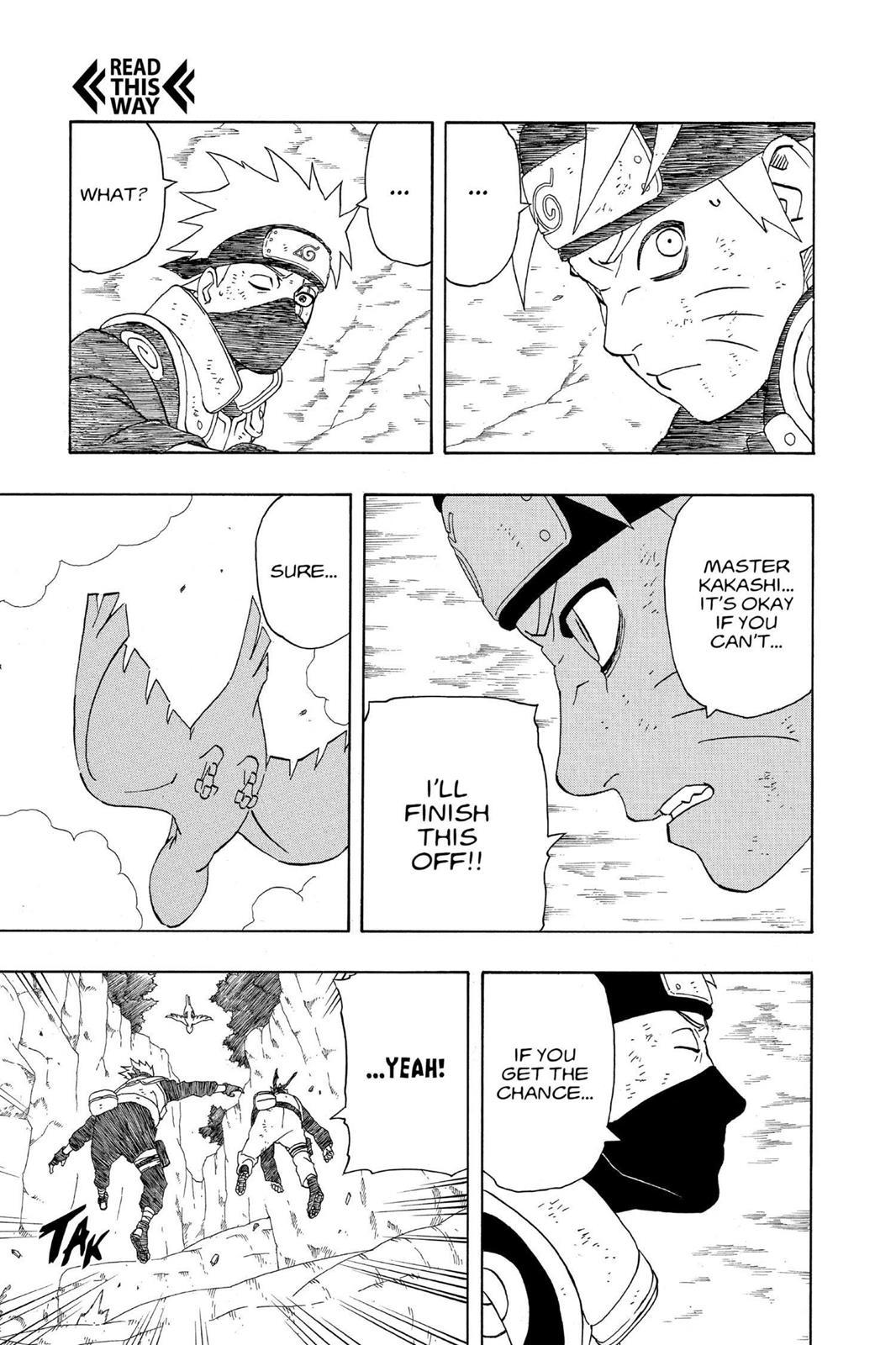 Naruto, Chapter 276 image 003