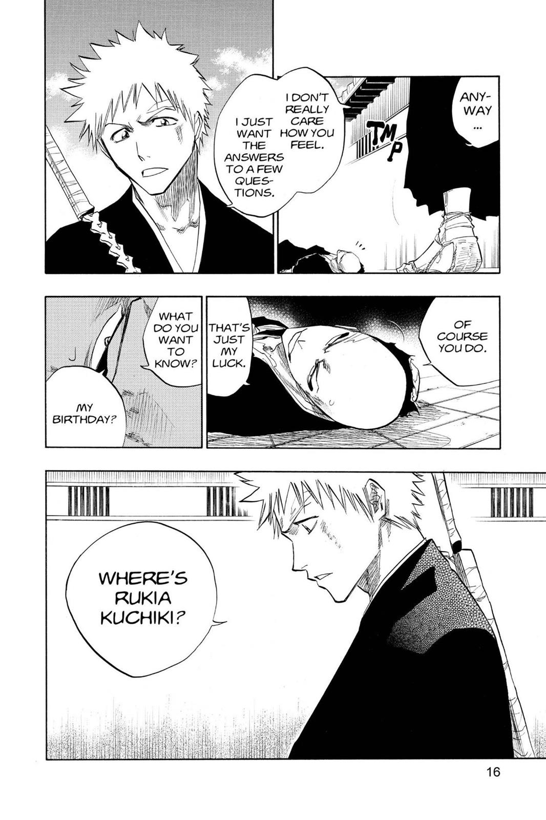 Bleach, Chapter 89 image 017