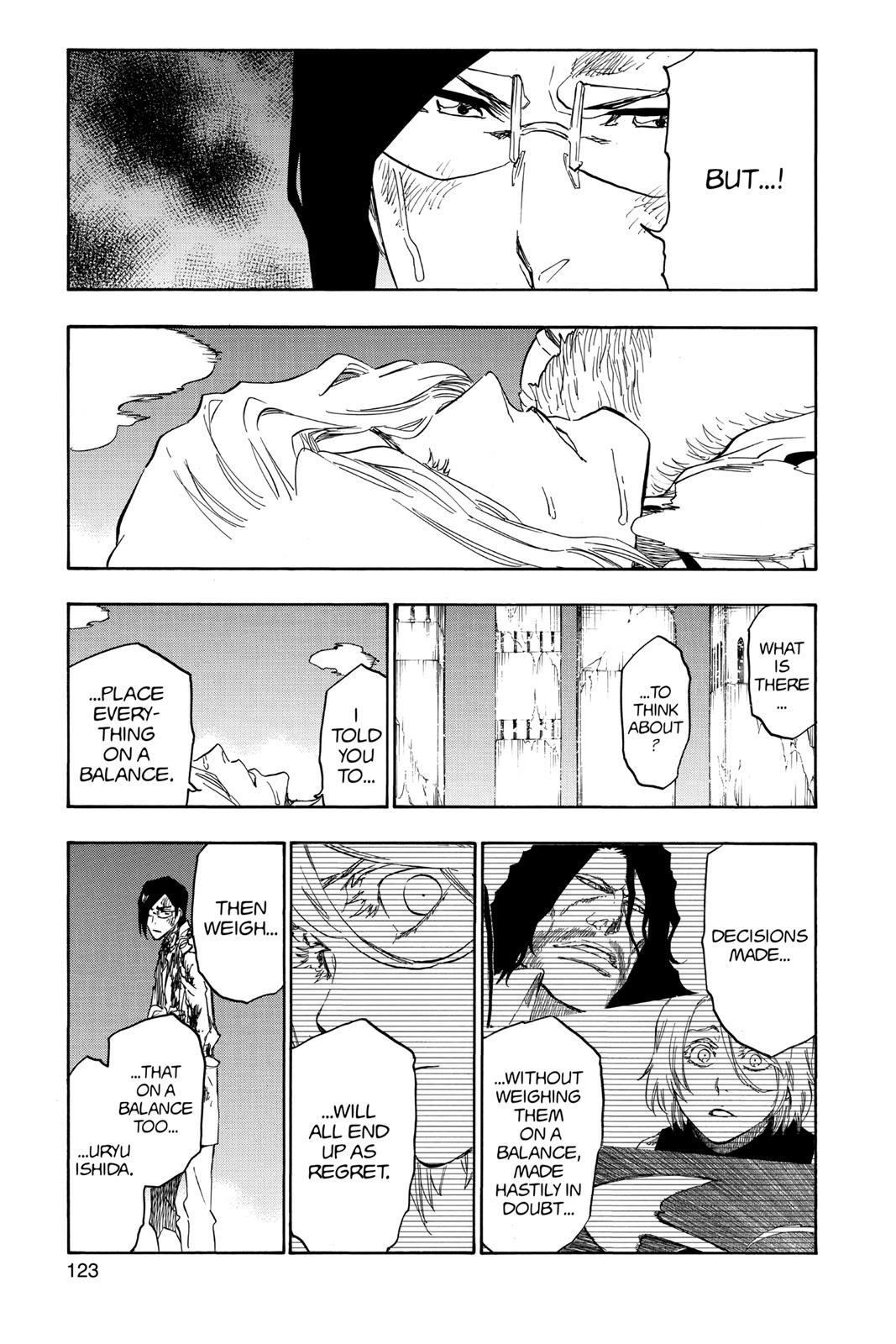 Bleach, Chapter 681 image 007
