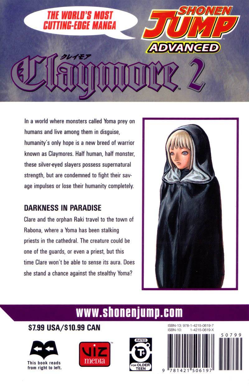 Claymore, Chapter 5 image 046
