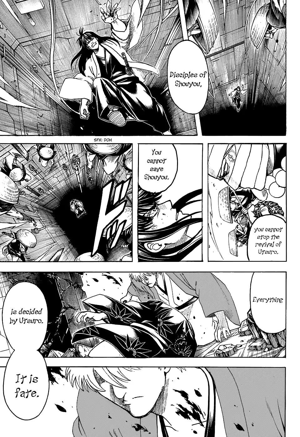 Gintama Chapter, 700 image 013
