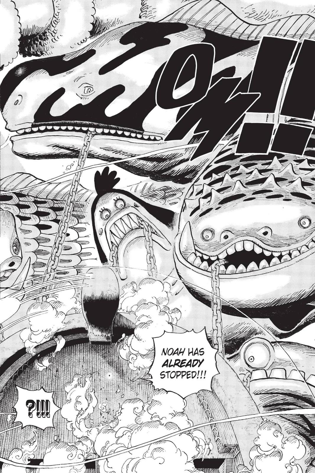 One Piece, Chapter 647 image 021