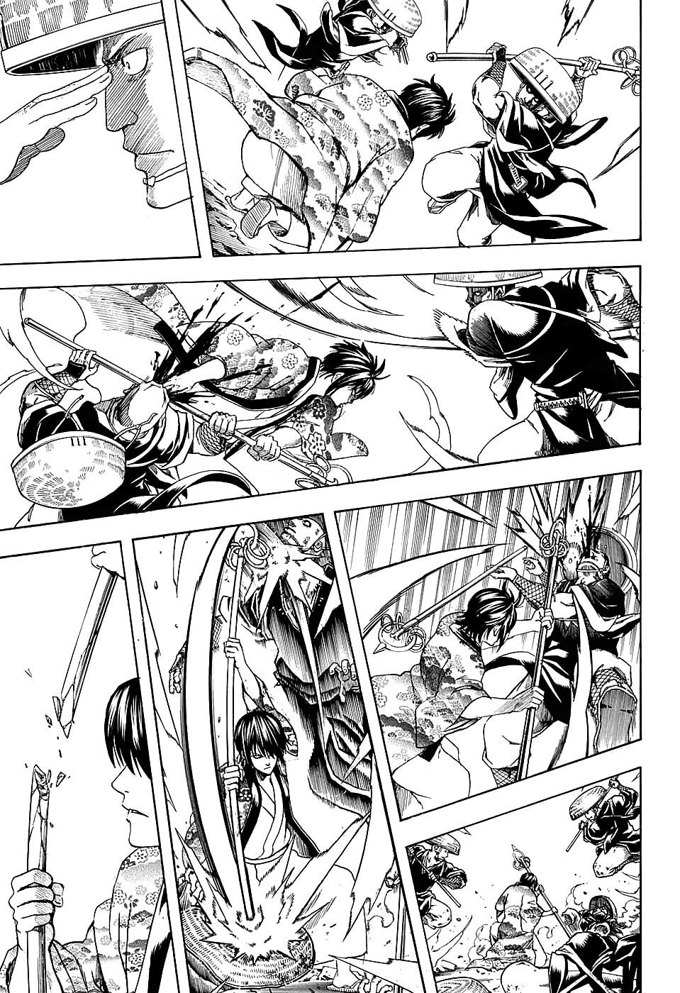 Gintama Chapter, 574 image 007