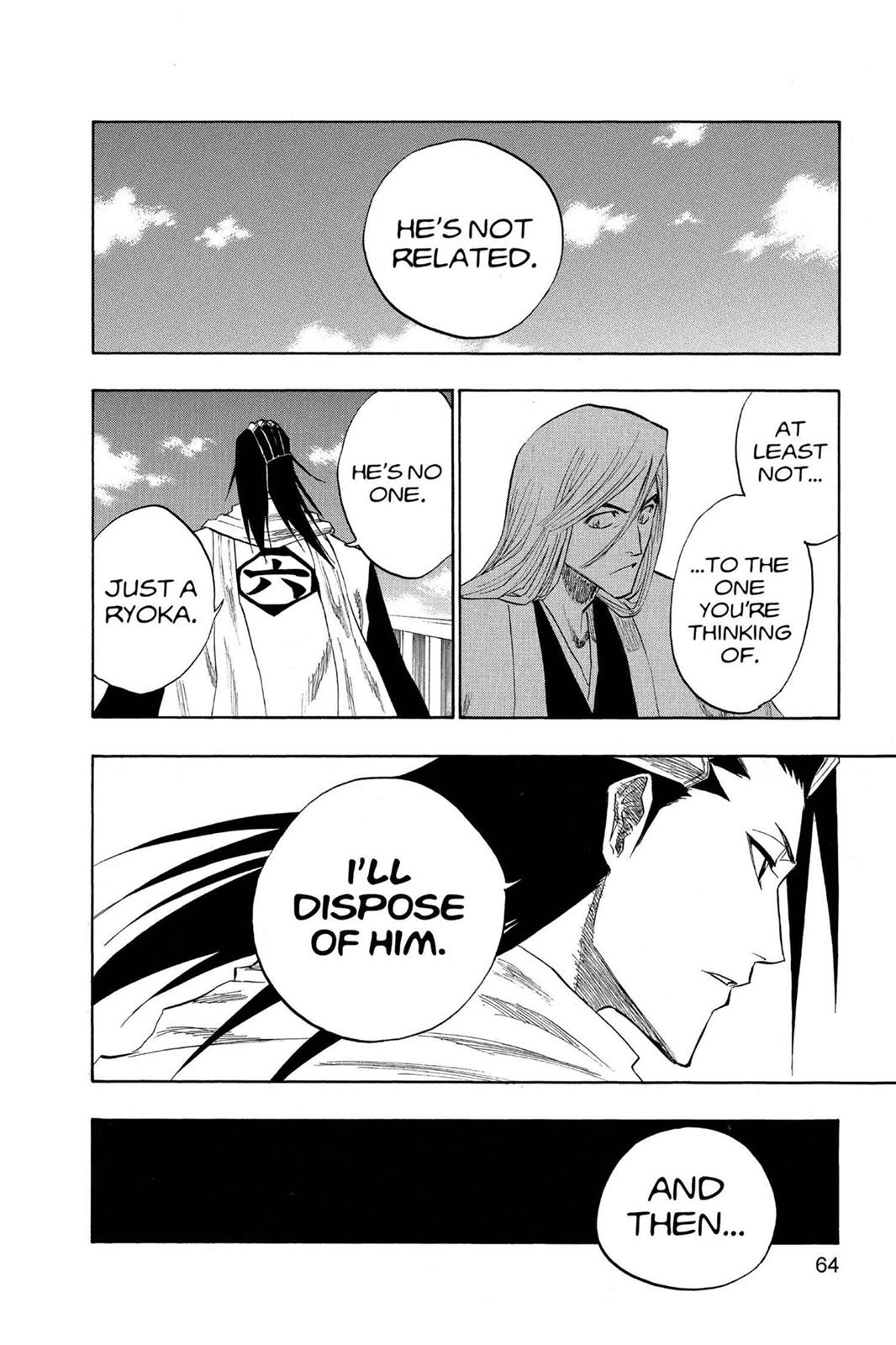 Bleach, Chapter 117 image 006