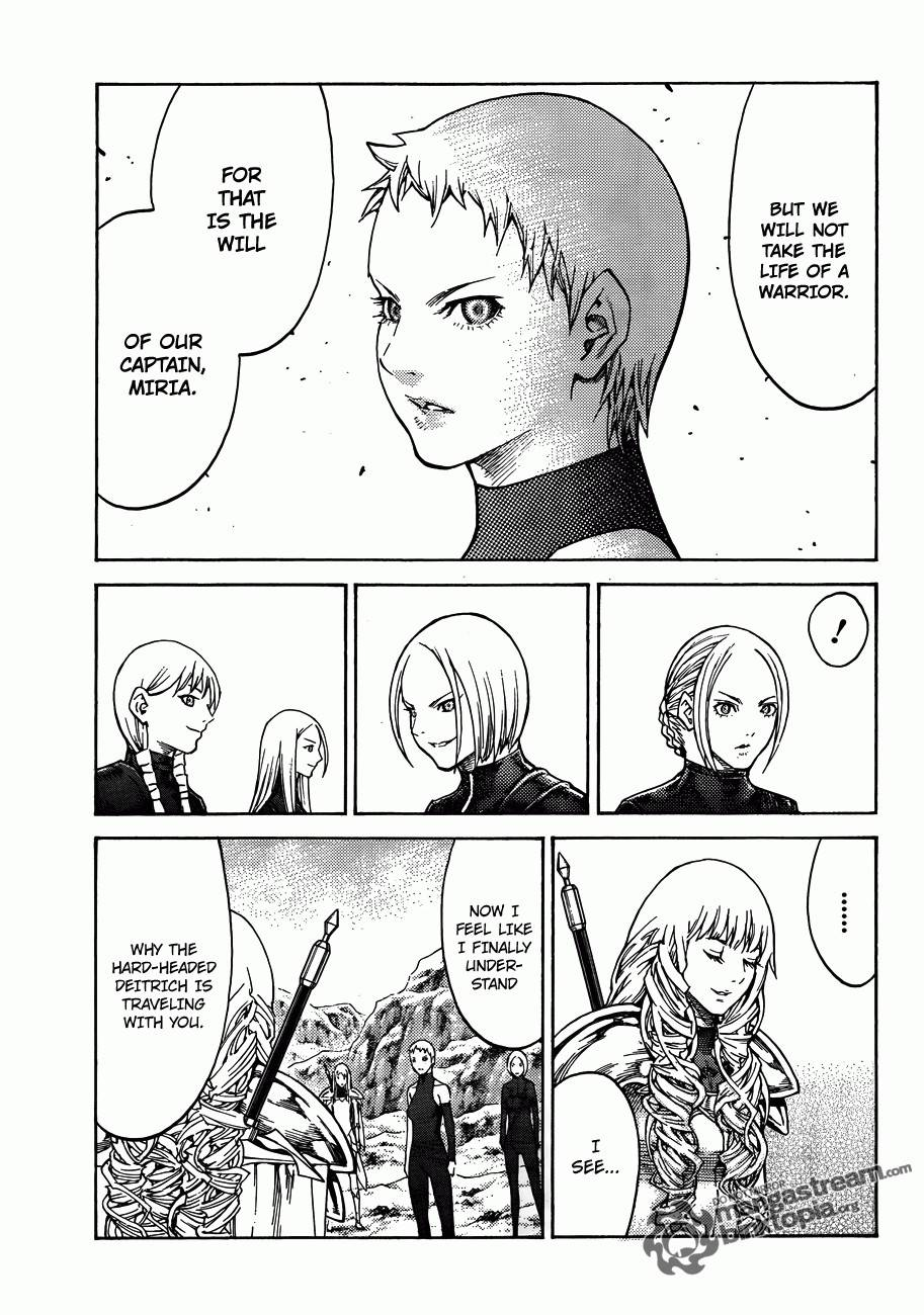Claymore, Chapter 112 image 029