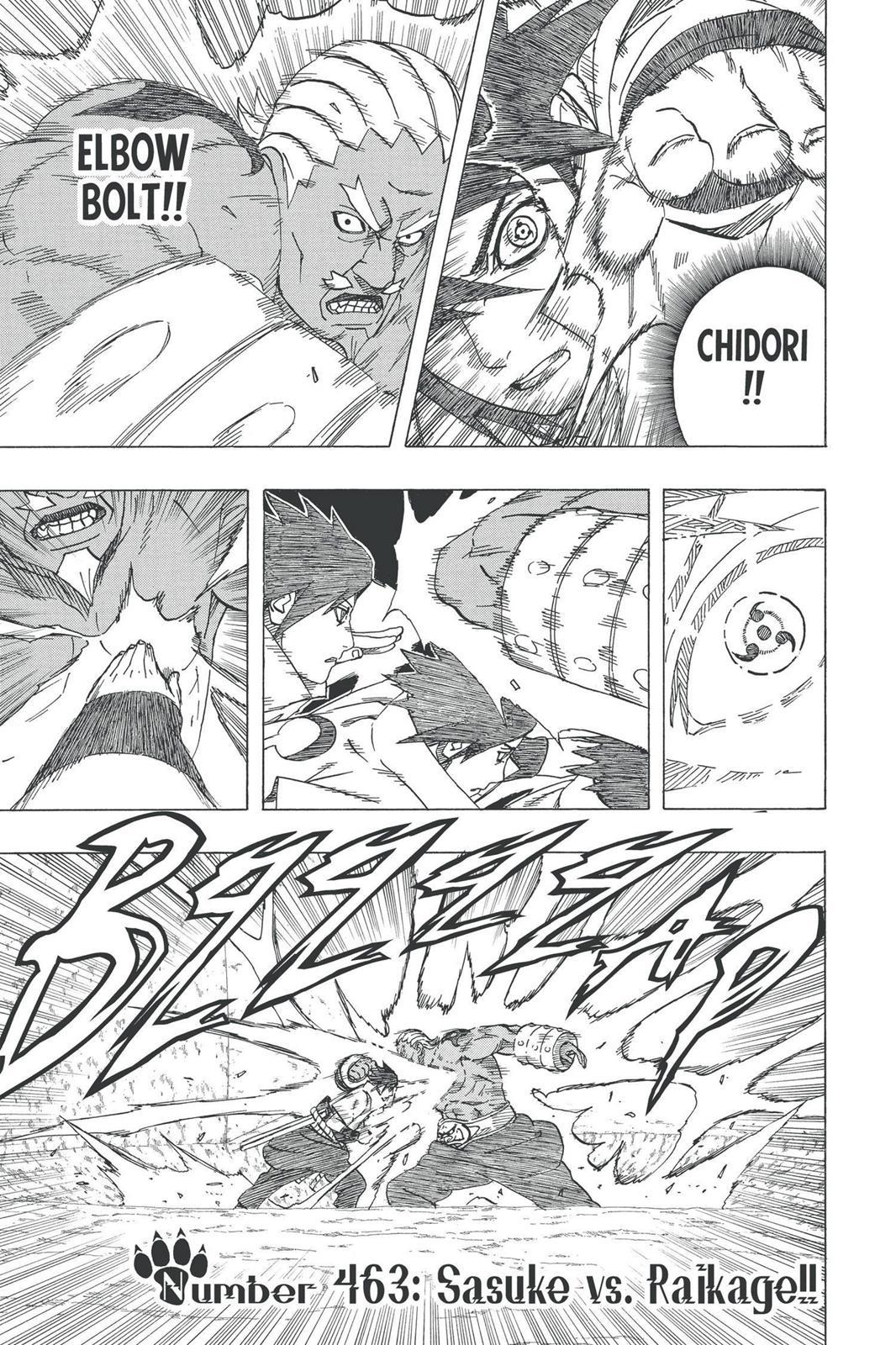 Naruto, Chapter 463 image 001