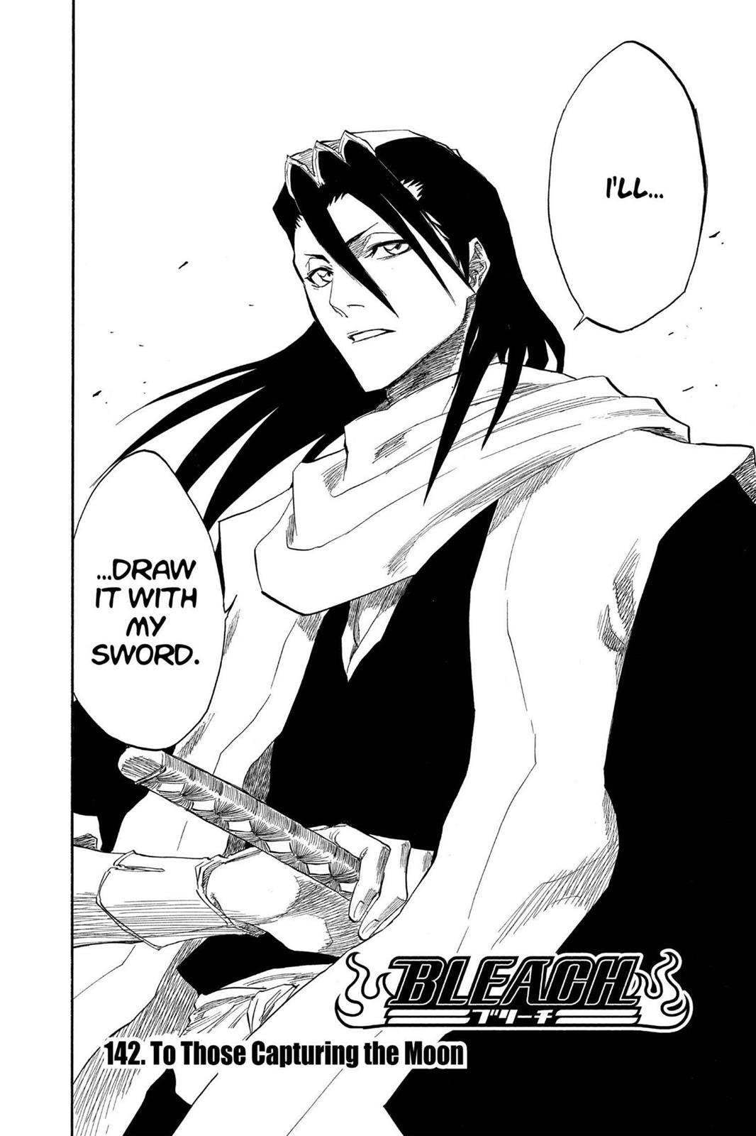 Bleach, Chapter 142 image 002