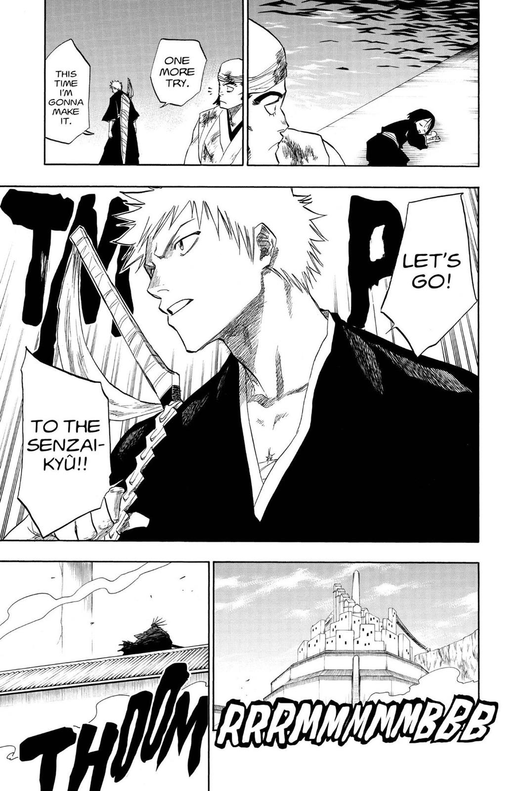 Bleach, Chapter 101 image 019