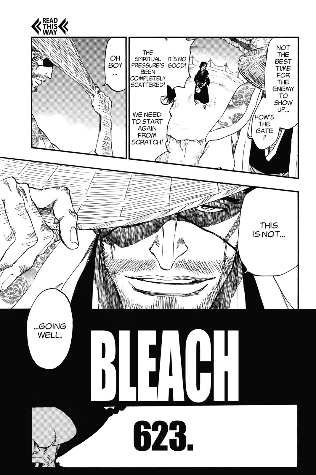 Bleach, Chapter 623 image 017