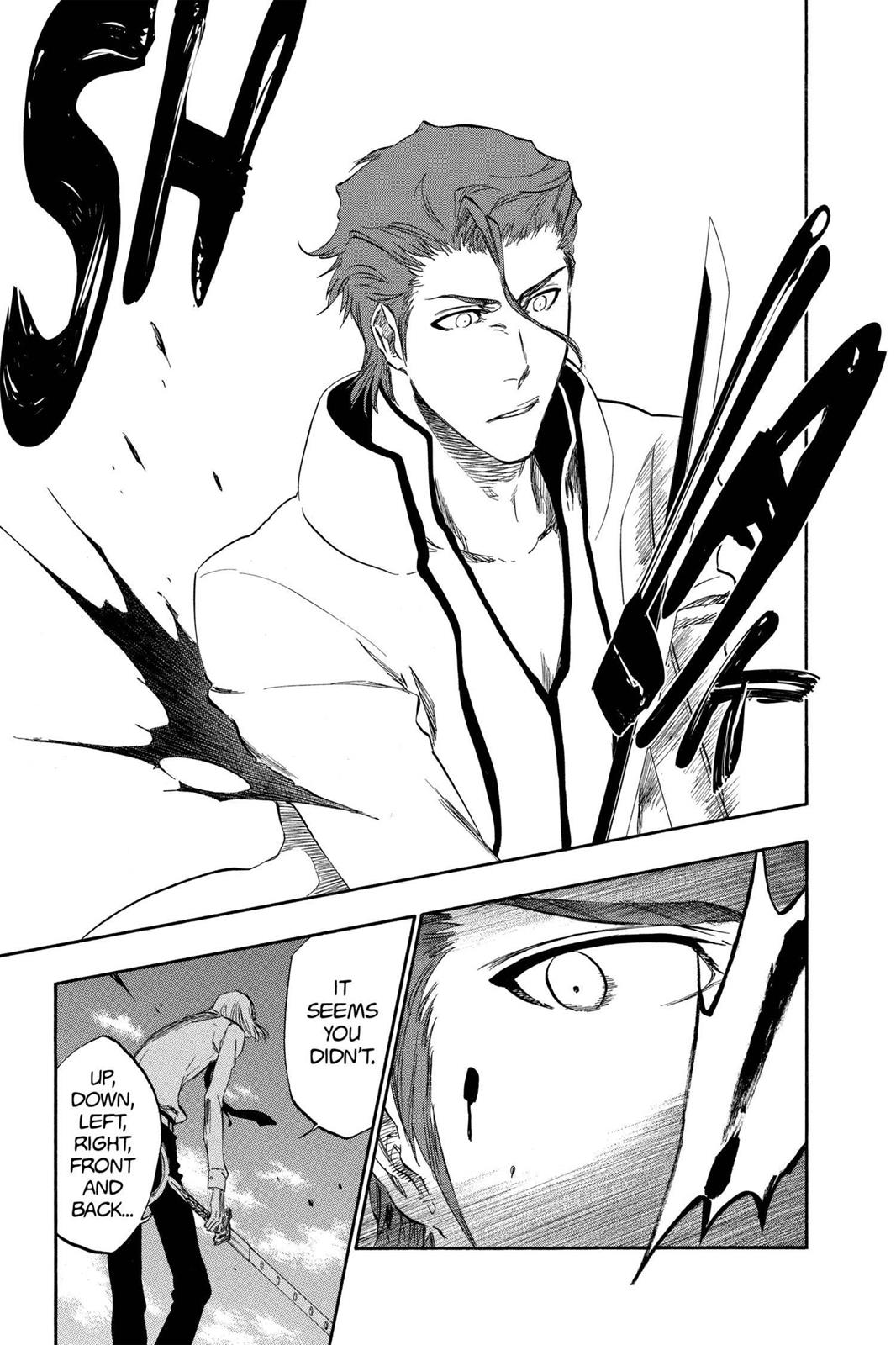 Bleach, Chapter 387 image 016