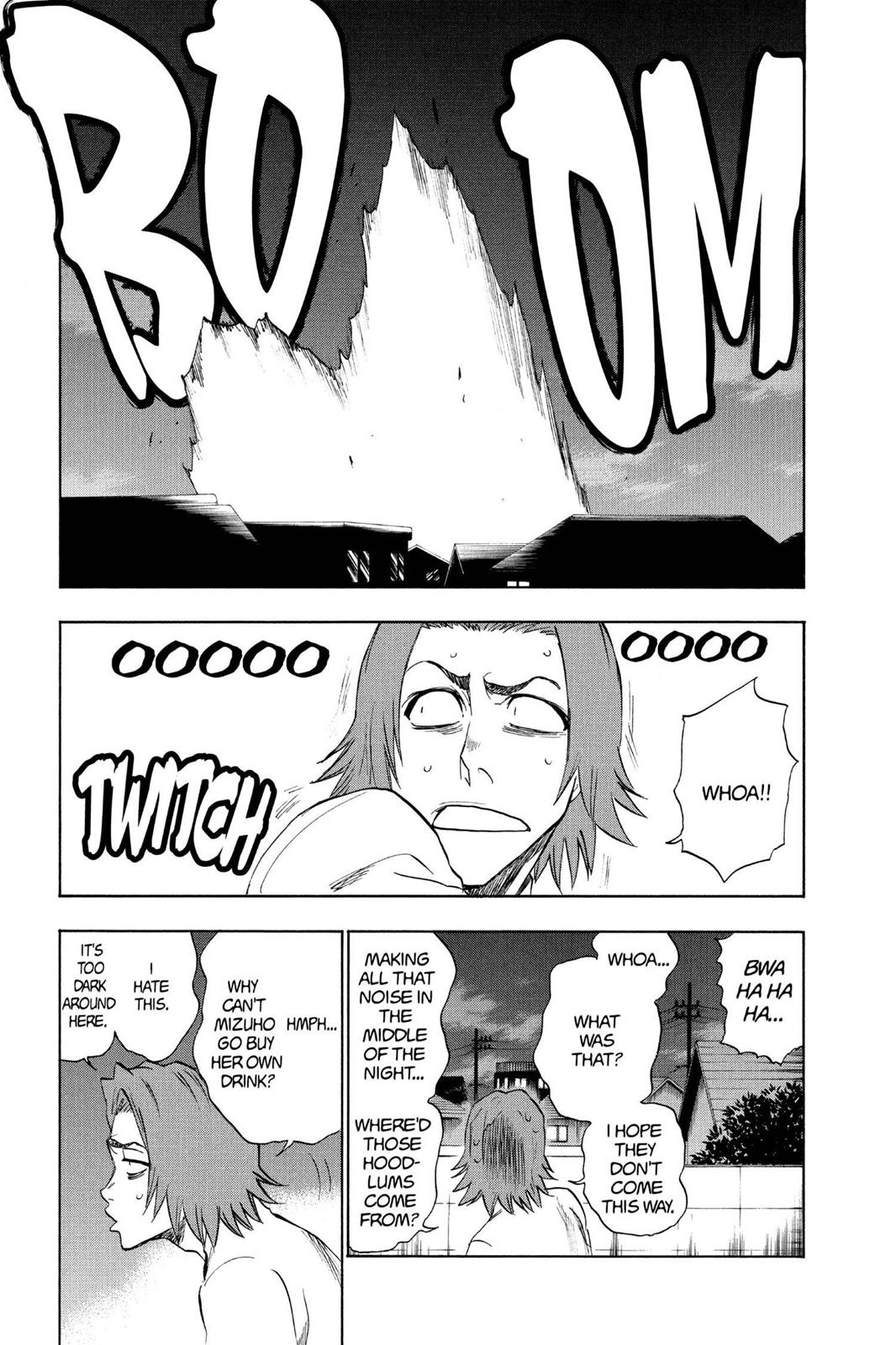 Bleach, Chapter 202 image 011