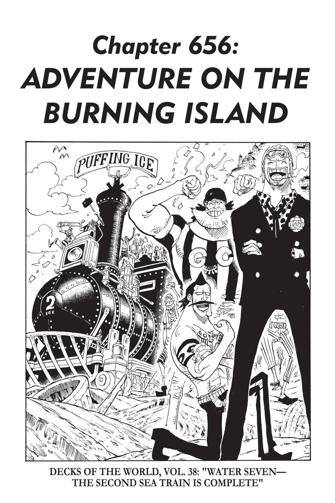 One Piece, Chapter 656 image 001