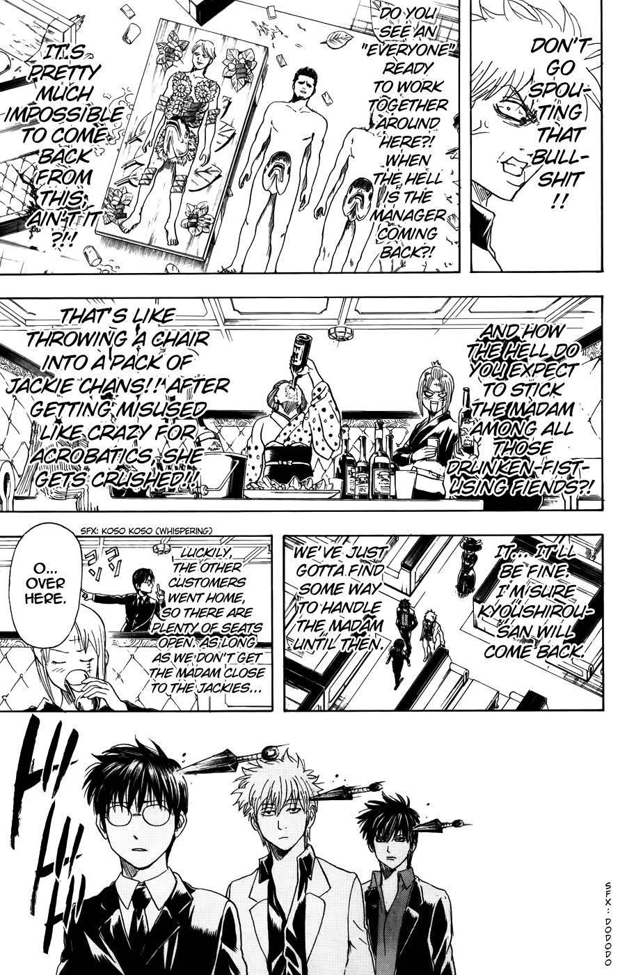 Gintama Chapter, 364 image 003