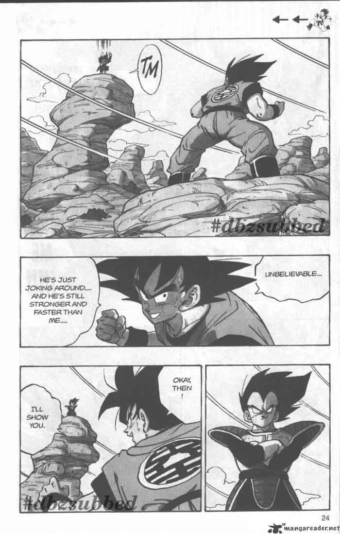 Dragon Ball, Chapter 228 image 007