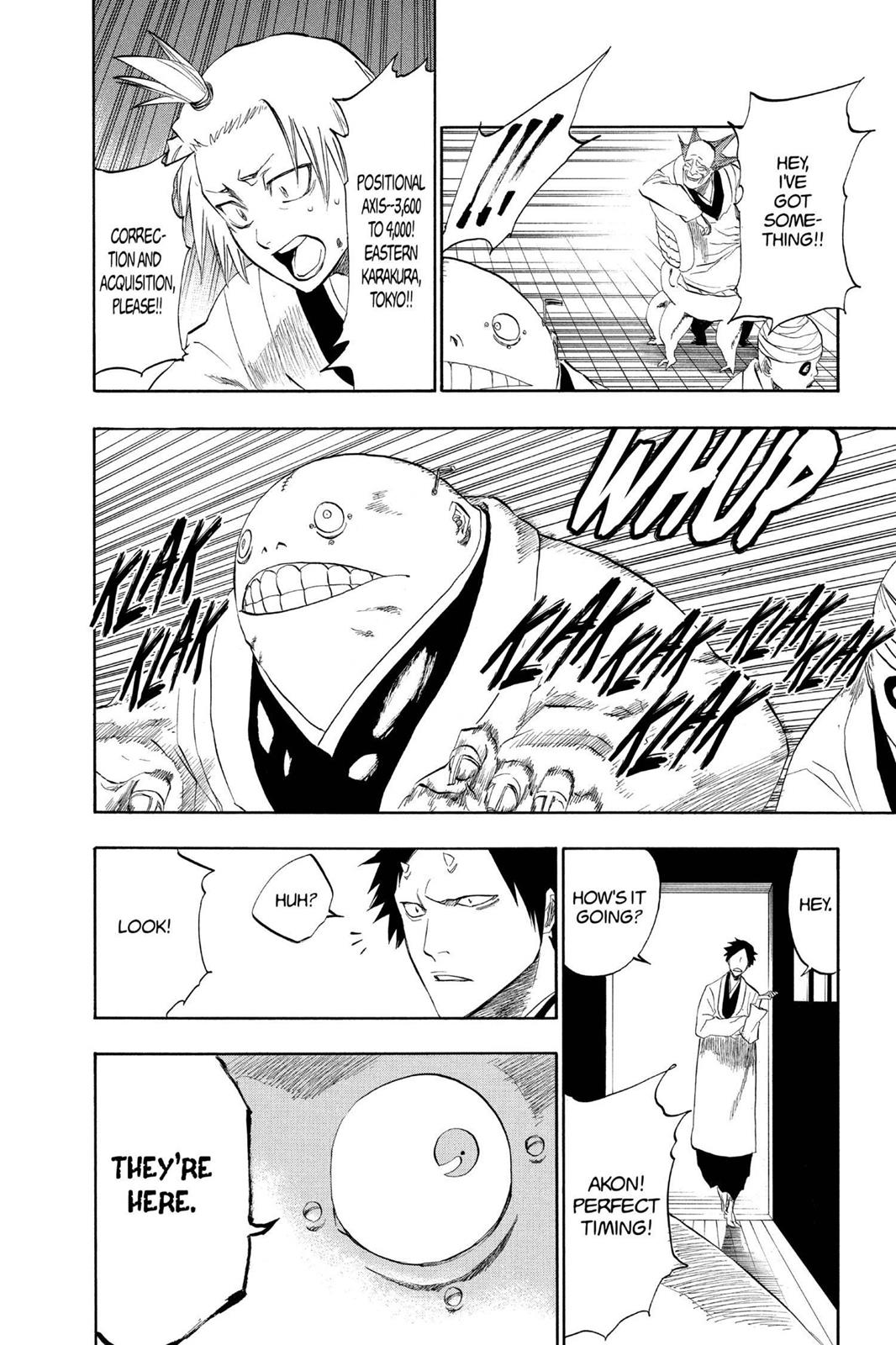Bleach, Chapter 190 image 016