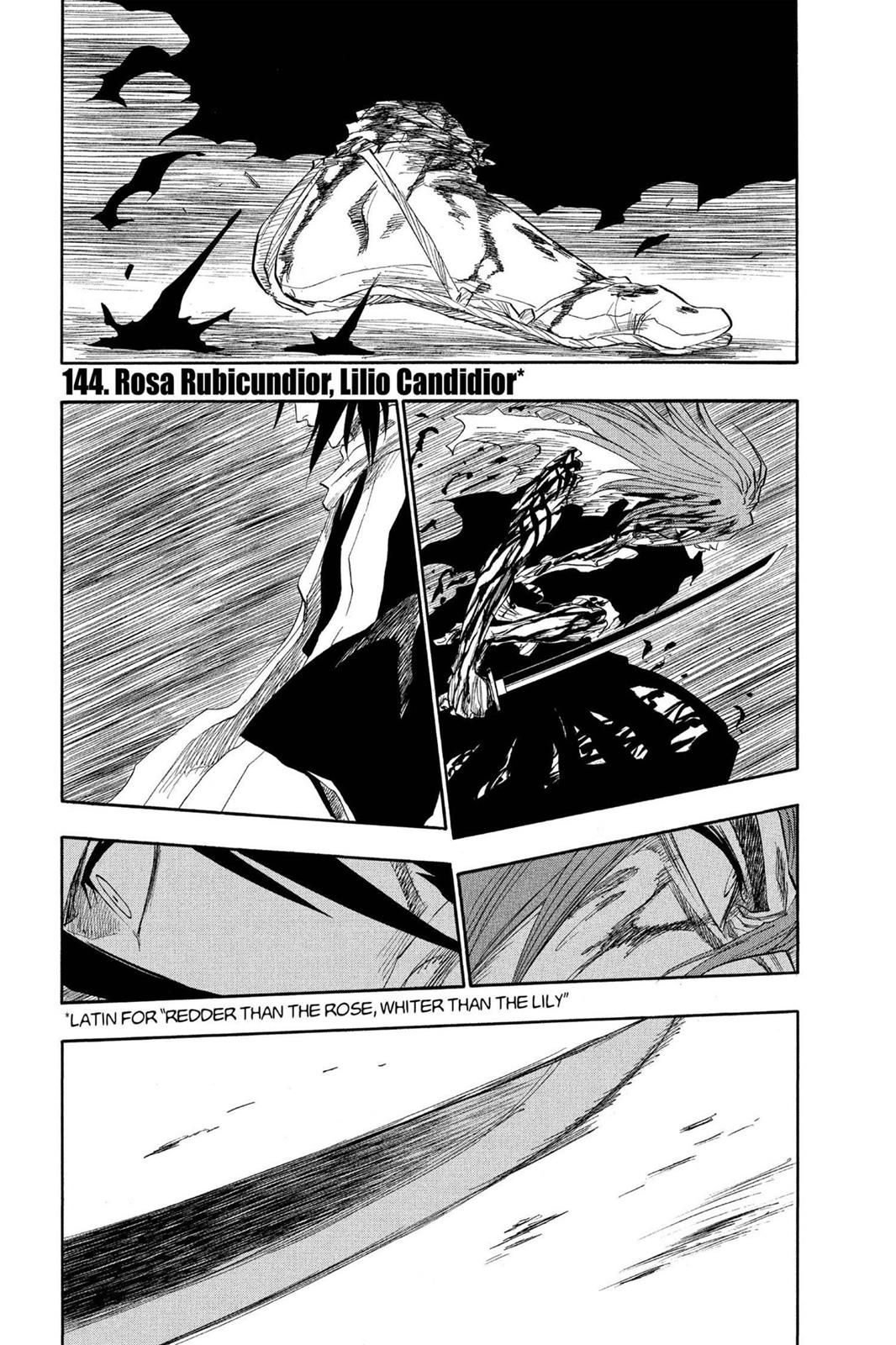 Bleach, Chapter 144 image 001