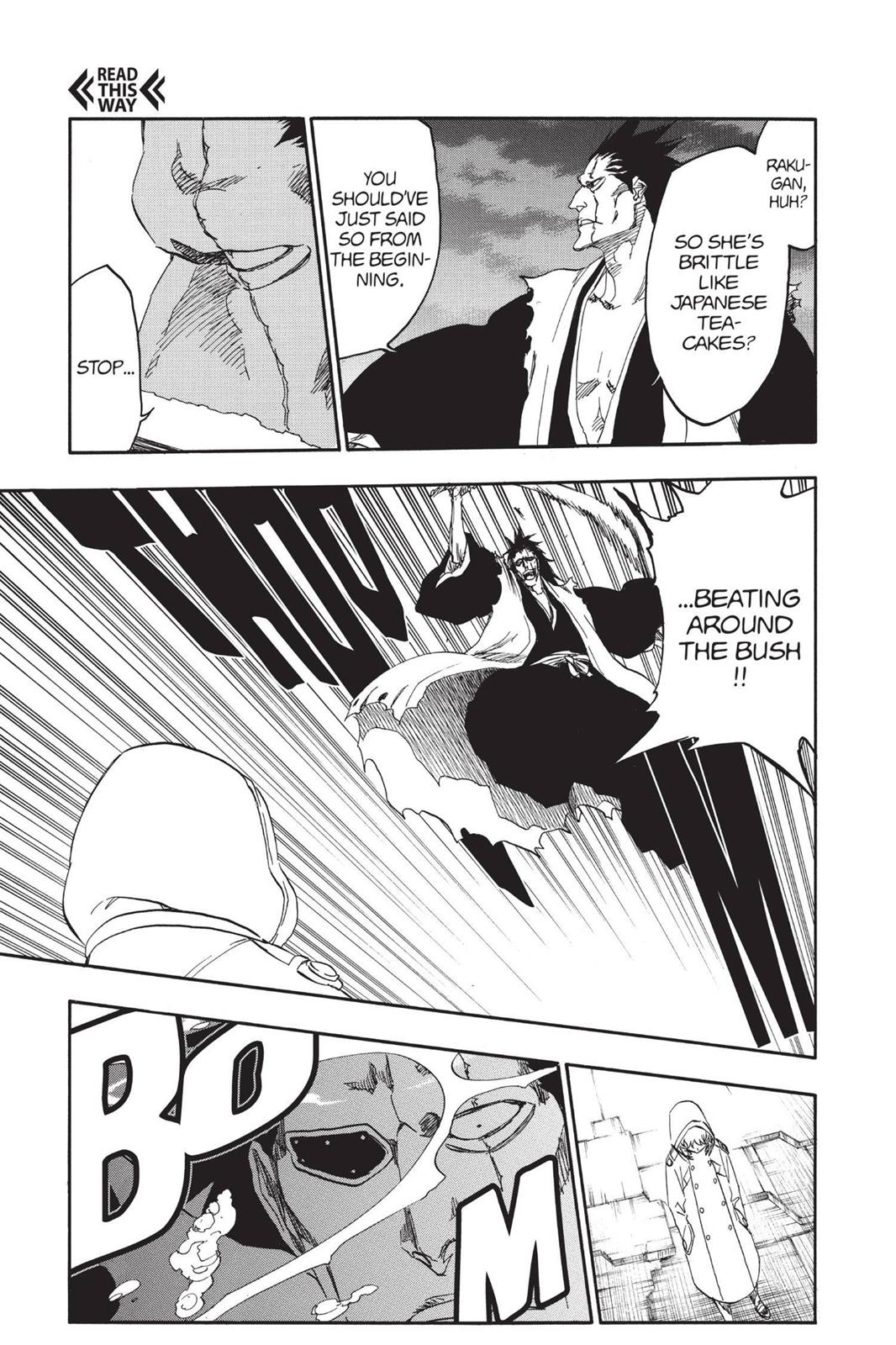 Bleach, Chapter 574 image 011