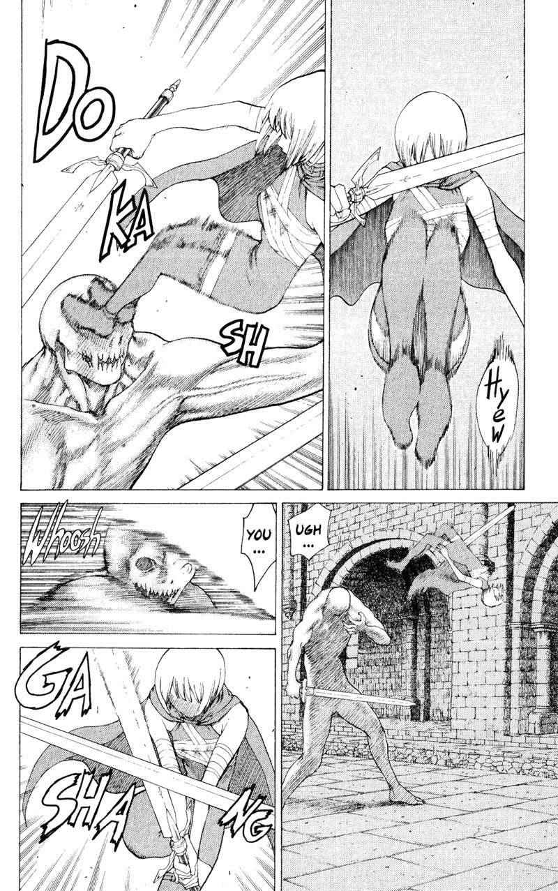 Claymore, Chapter 10 image 011