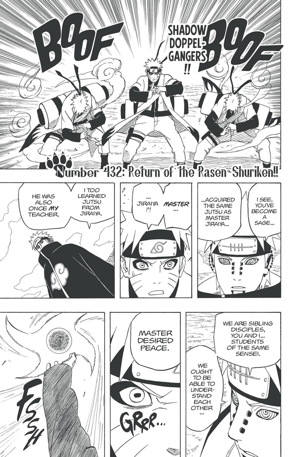 Naruto, Chapter 432 image 001