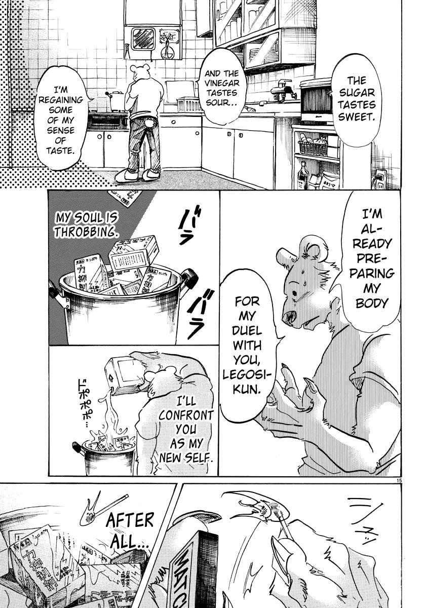 Beastars Manga, Chapter 89 image 015