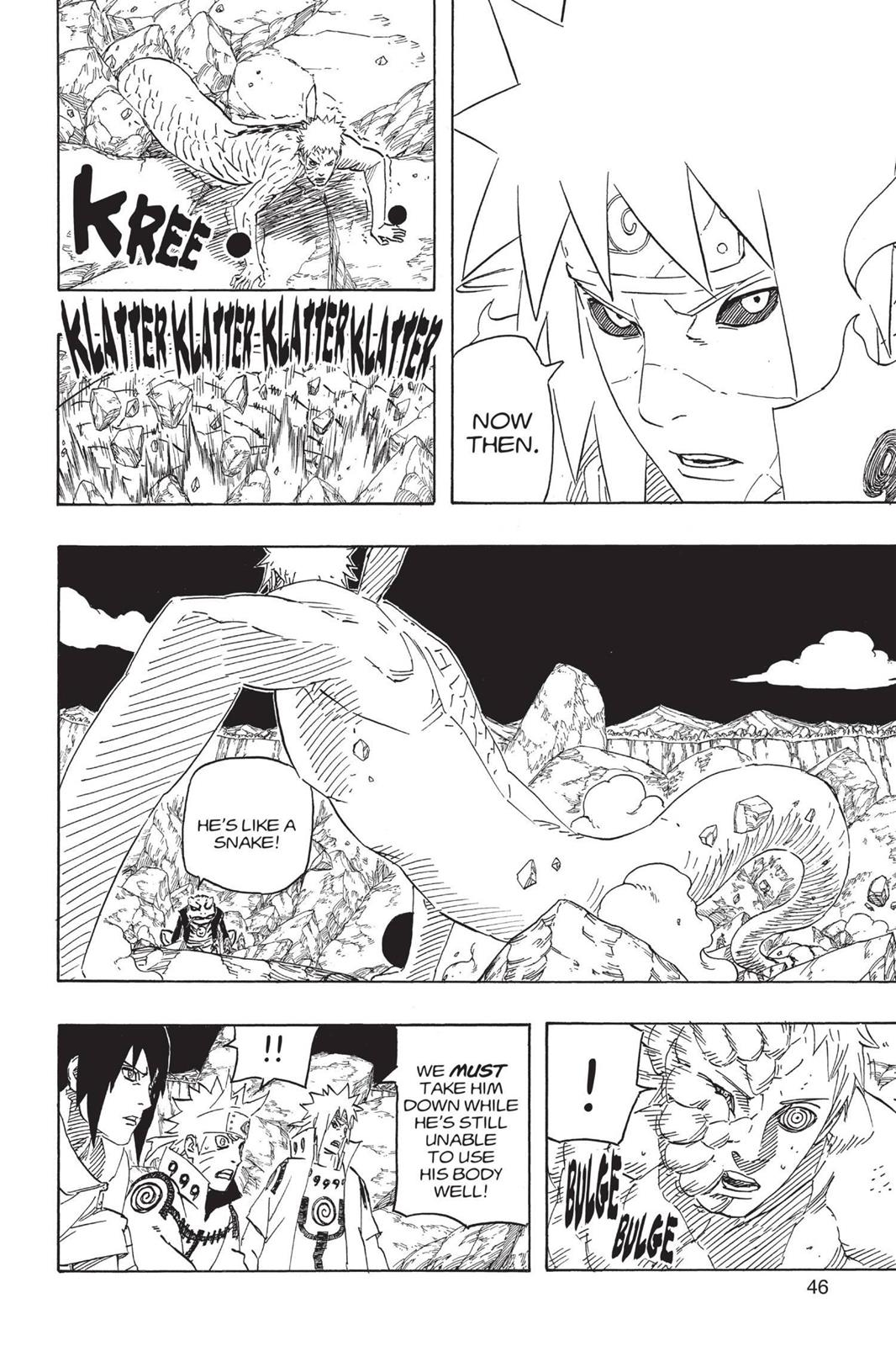 Naruto, Chapter 640 image 004
